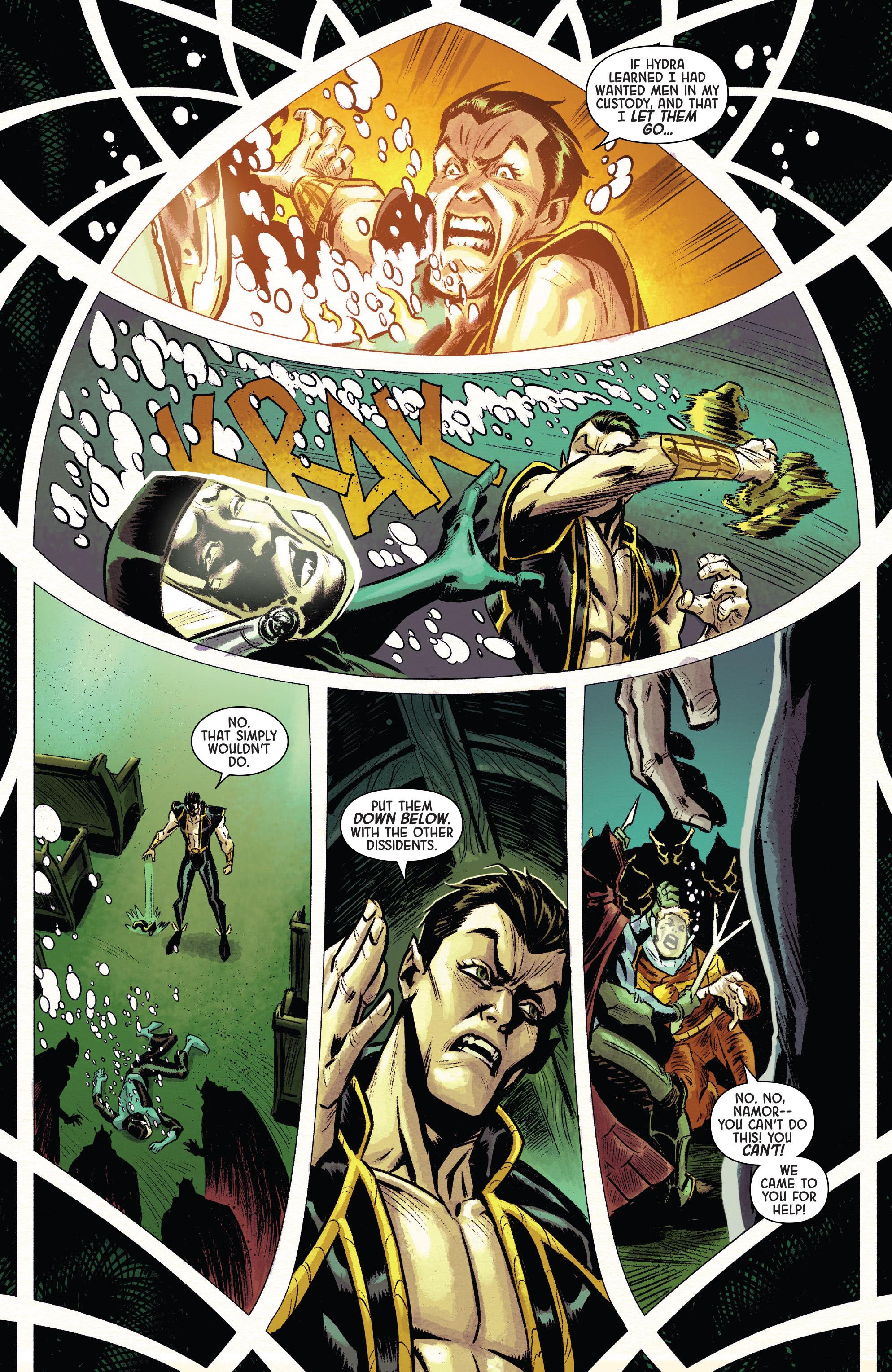Read online Secret Empire: Brave New World comic -  Issue #1 - 11