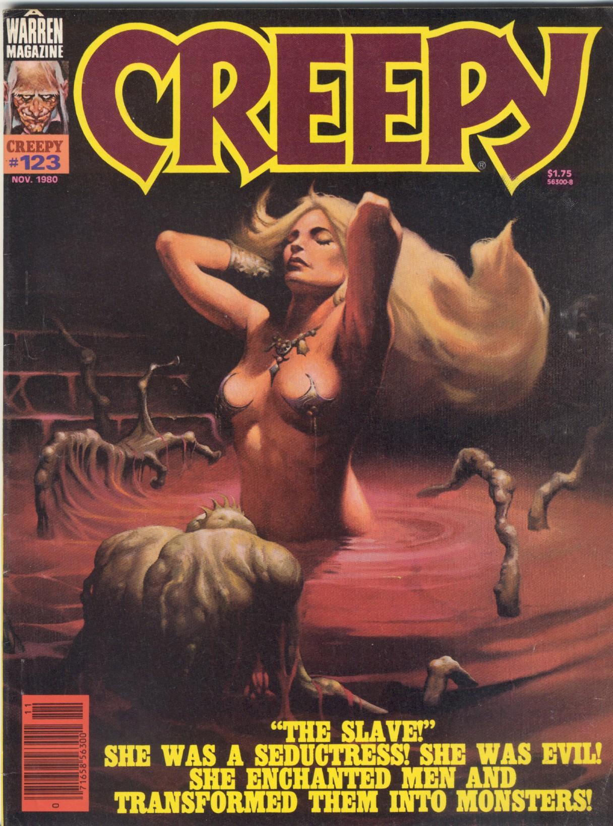 Creepy (1964) 123 Page 1