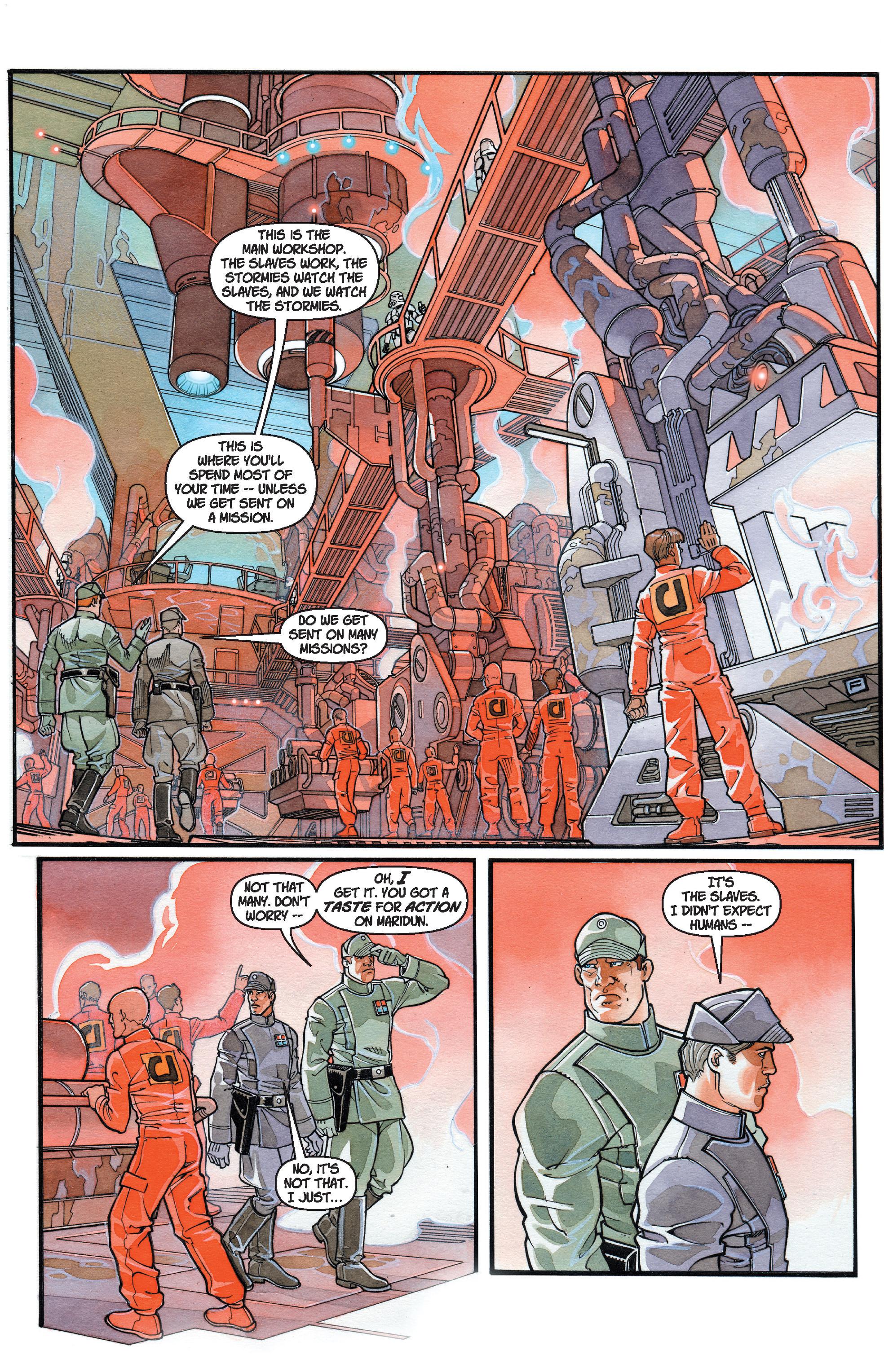 Read online Star Wars Omnibus comic -  Issue # Vol. 22 - 238