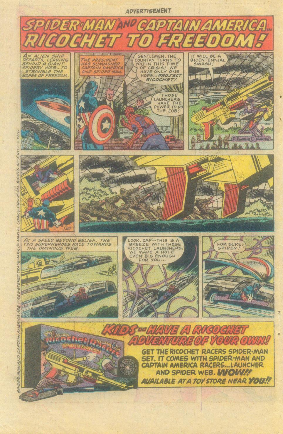 Read online Sgt. Fury comic -  Issue #138 - 34