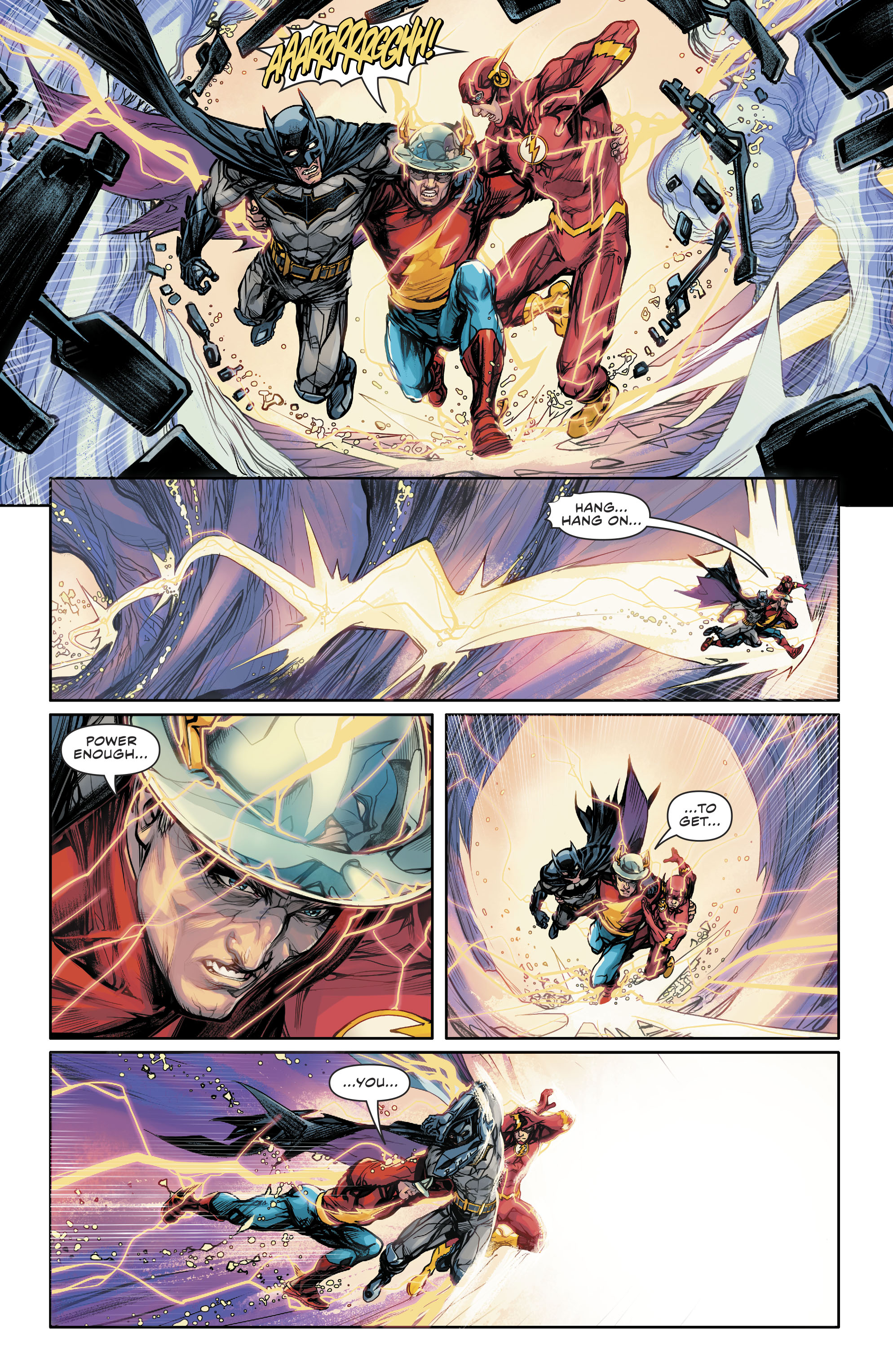 Read online The Flash (2016) comic -  Issue #22 - 12