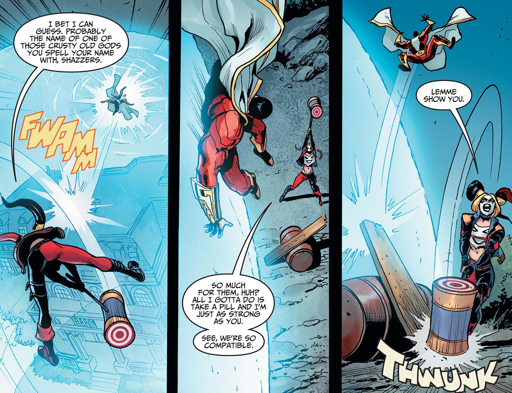 Read online Injustice: Ground Zero comic -  Issue #9 - 14