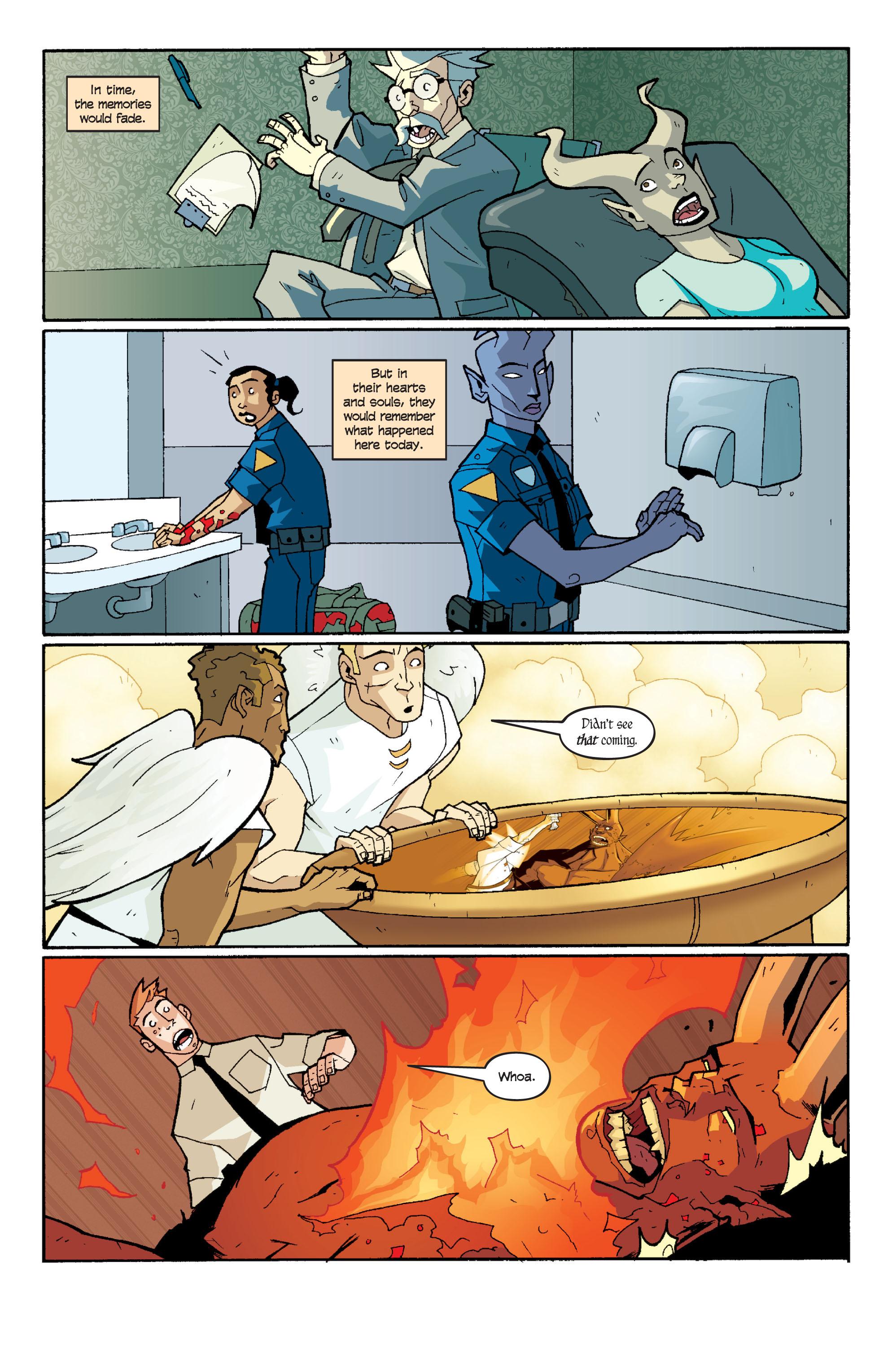 Read online Killer Of Demons comic -  Issue #3 - 27