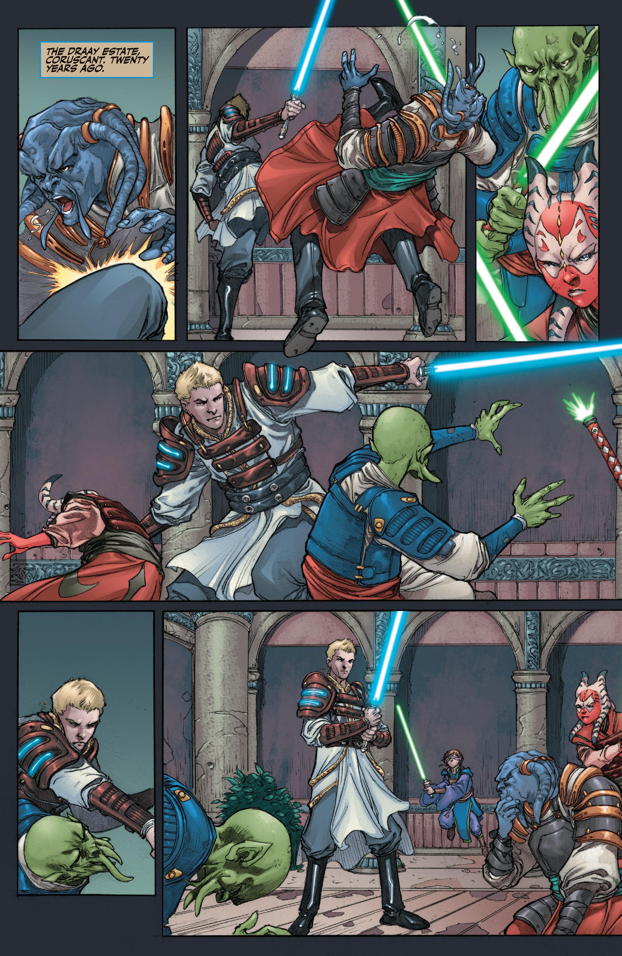 Read online Star Wars Omnibus comic -  Issue # Vol. 29 - 224