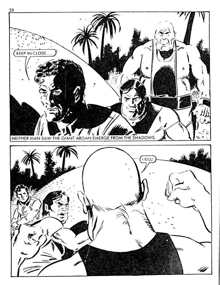Starblazer issue 30 - Page 38
