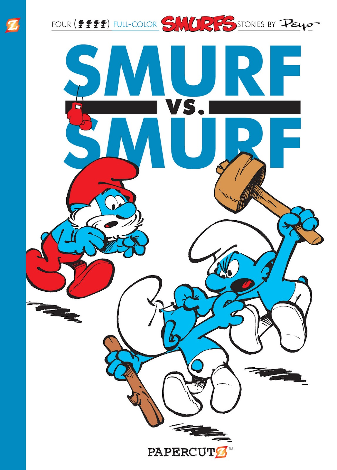 Read online The Smurfs comic -  Issue #12 - 1