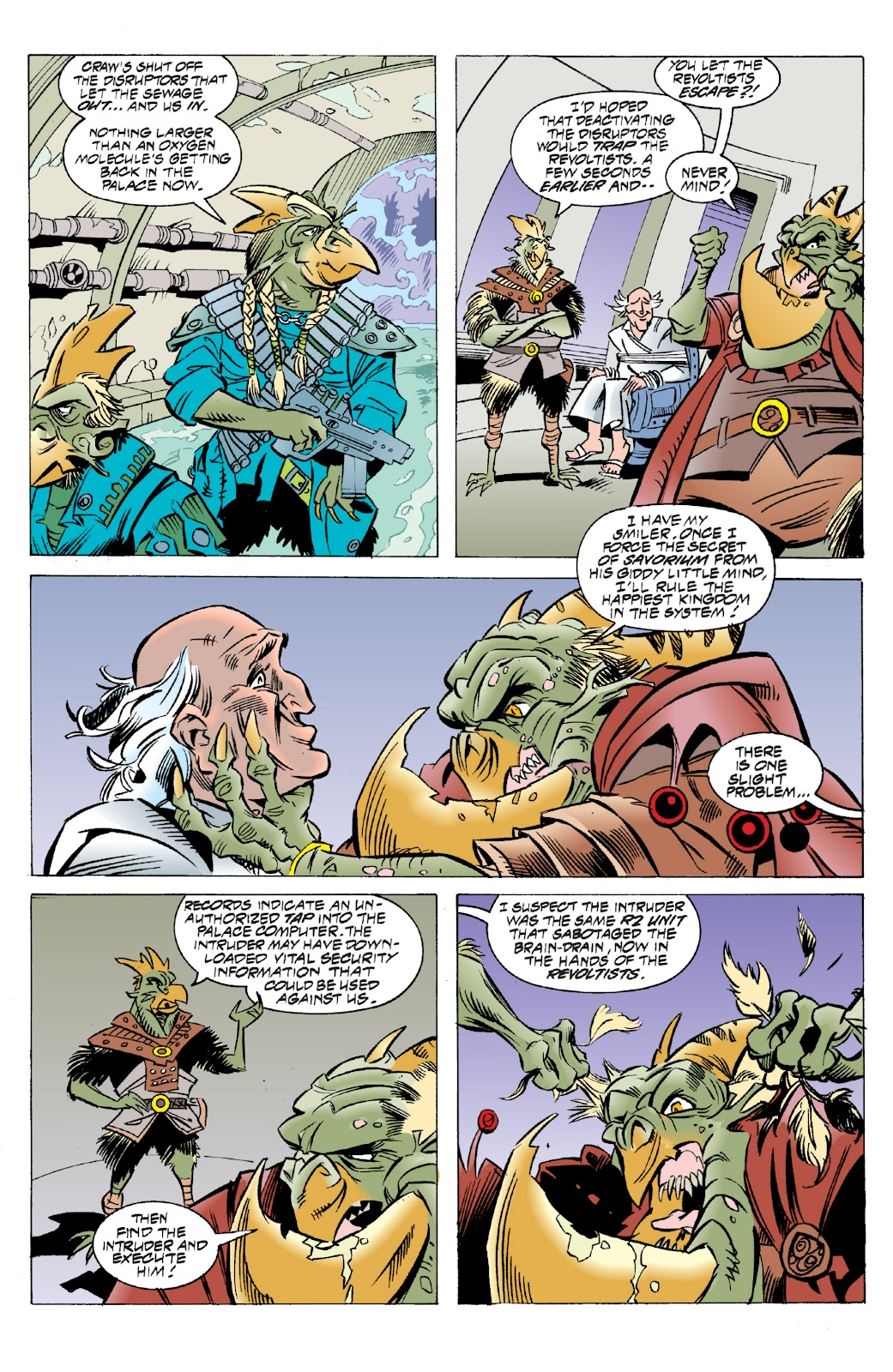 Read online Star Wars Legends Epic Collection: The Empire comic -  Issue # TPB 5 (Part 4) - 35