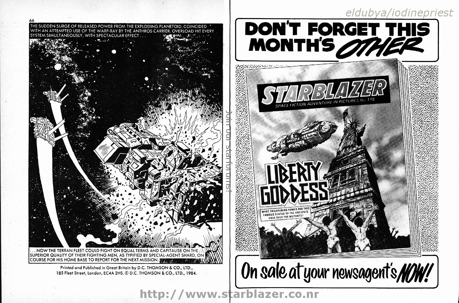Starblazer issue 114 - Page 35