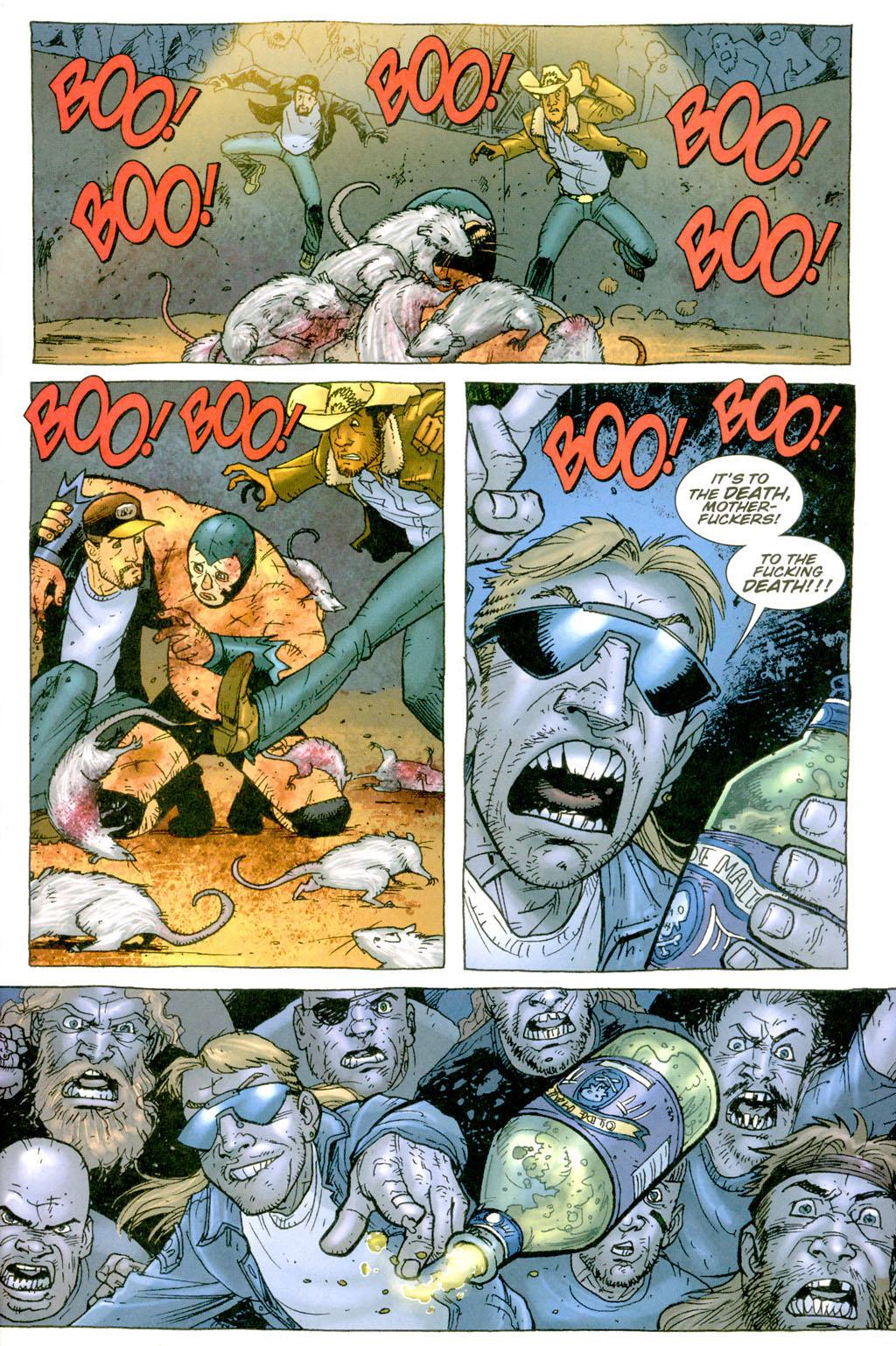 Read online The Exterminators comic -  Issue #7 - 22
