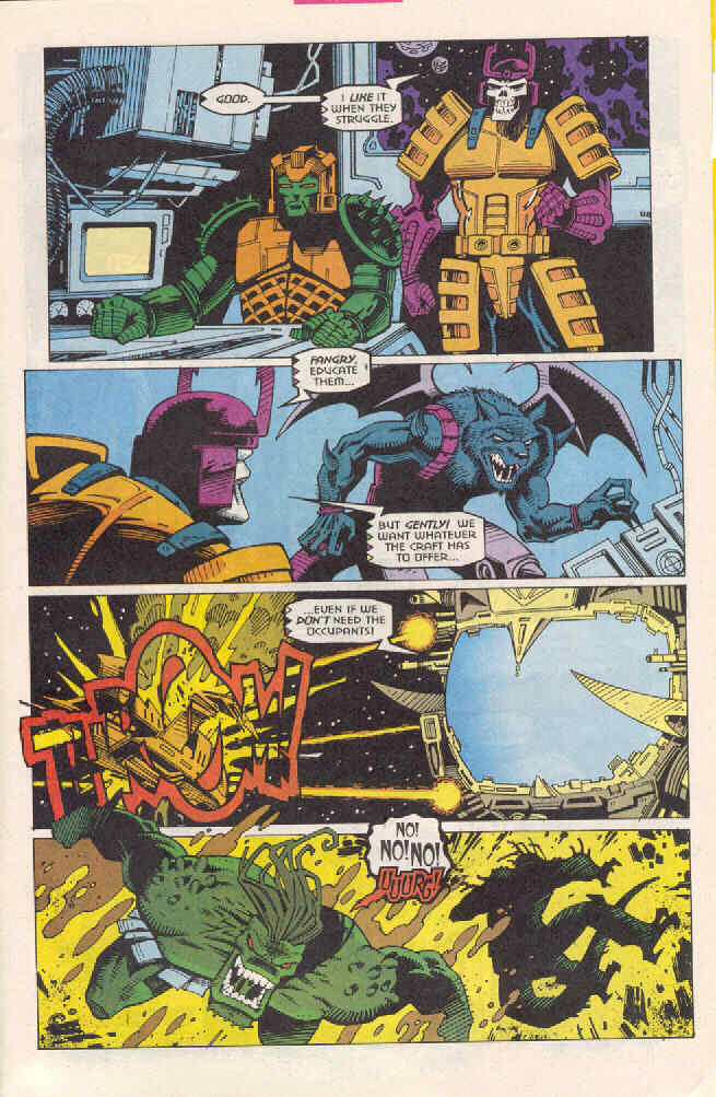 Read online Transformers: Generation 2 comic -  Issue #3 - 23