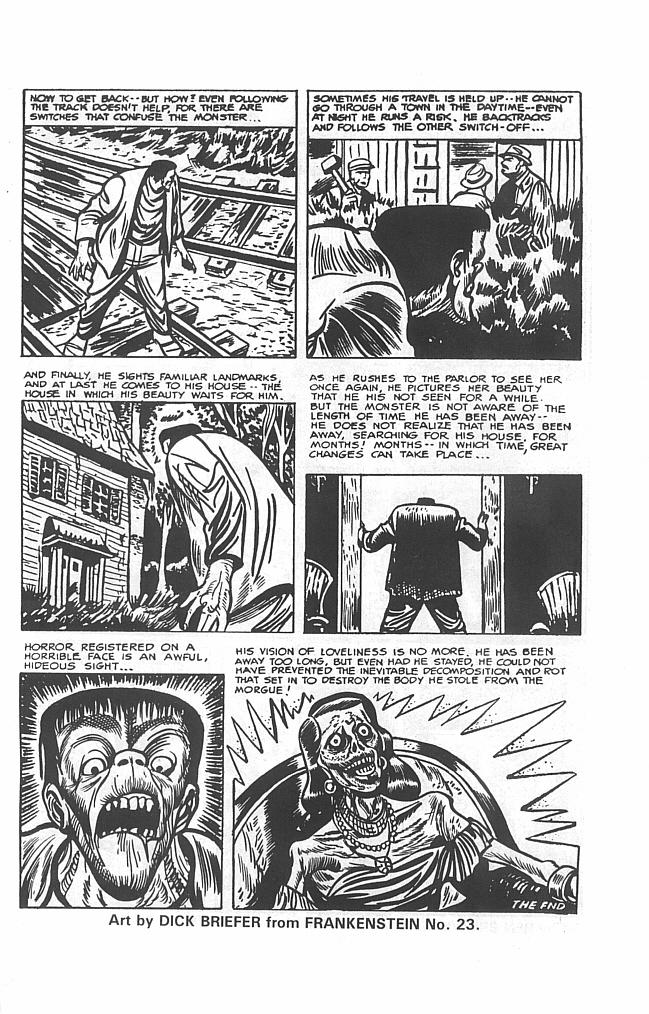 Read online Men of Mystery Comics comic -  Issue #34 - 11