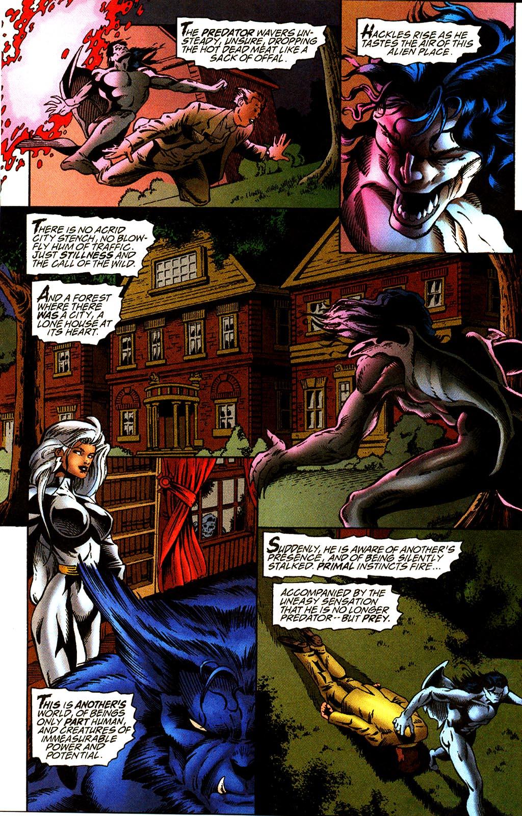 Read online Rune (1995) comic -  Issue #2 - 29
