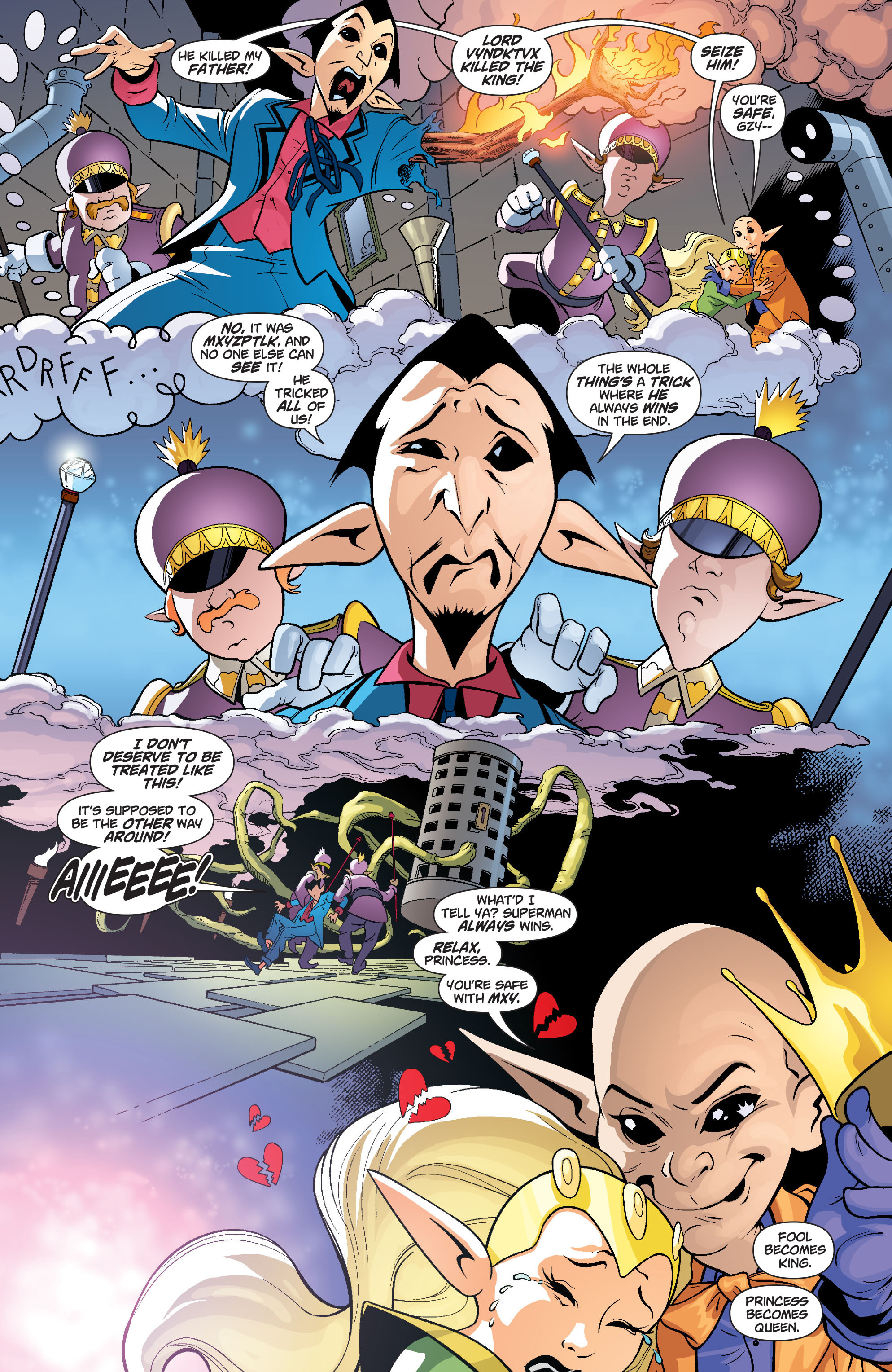 Read online Action Comics (2011) comic -  Issue #18 - 27