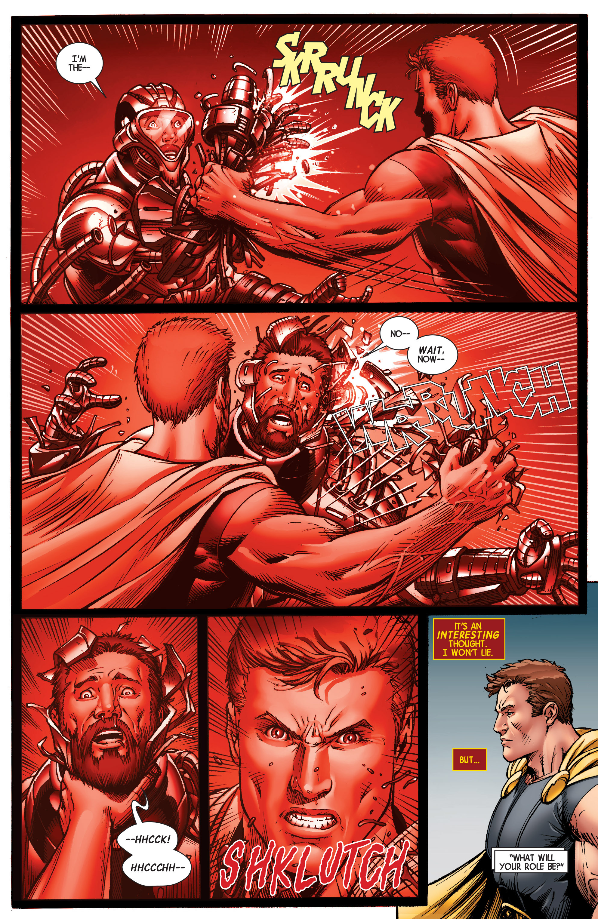 Read online Avengers (2013) comic -  Issue #34.1 - 22