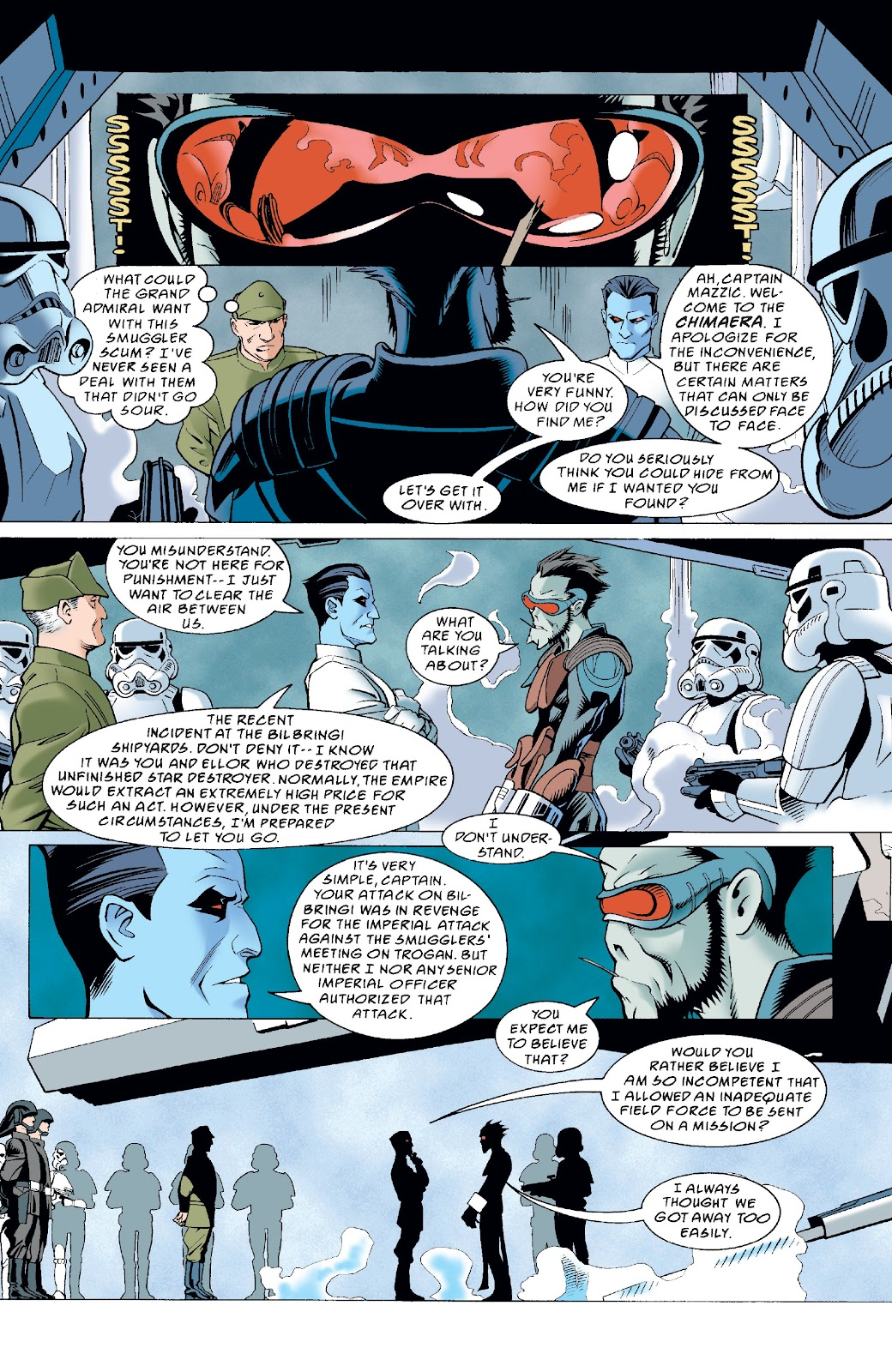 Read online Star Wars Legends: The New Republic - Epic Collection comic -  Issue # TPB 4 (Part 4) - 66