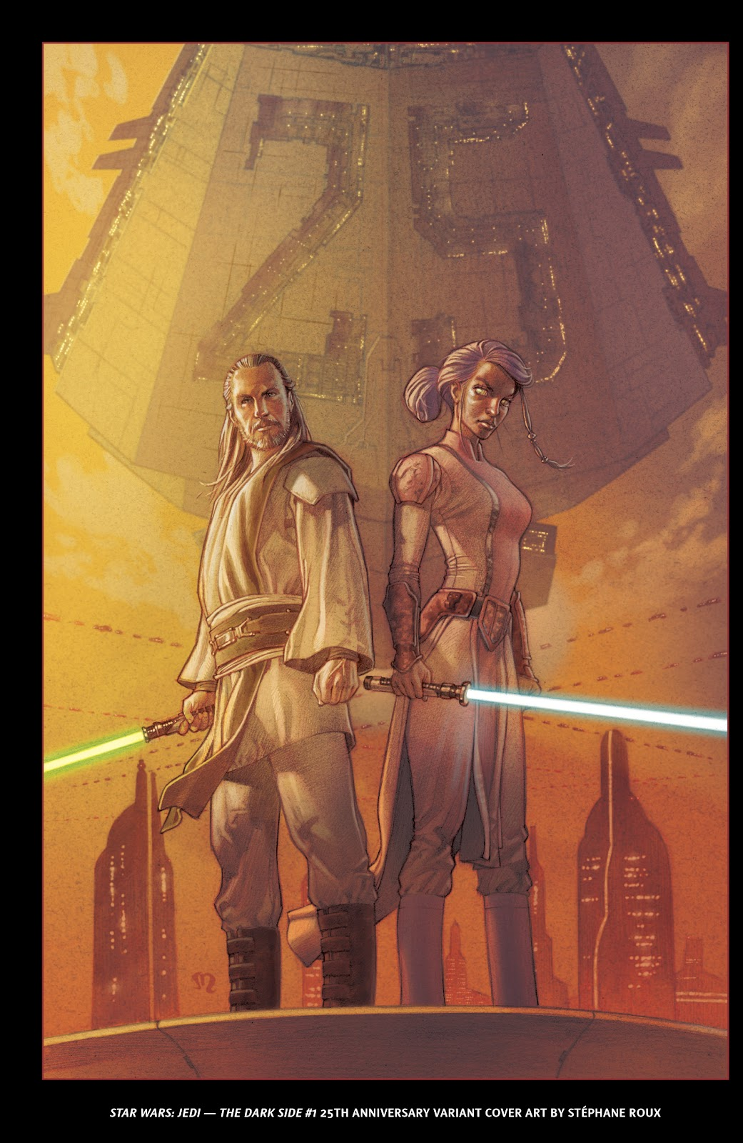 Read online Star Wars Legends: Rise of the Sith - Epic Collection comic -  Issue # TPB 1 (Part 2) - 6