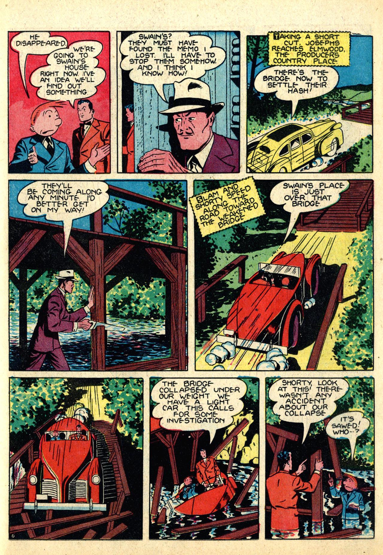 Read online Detective Comics (1937) comic -  Issue #50 - 63