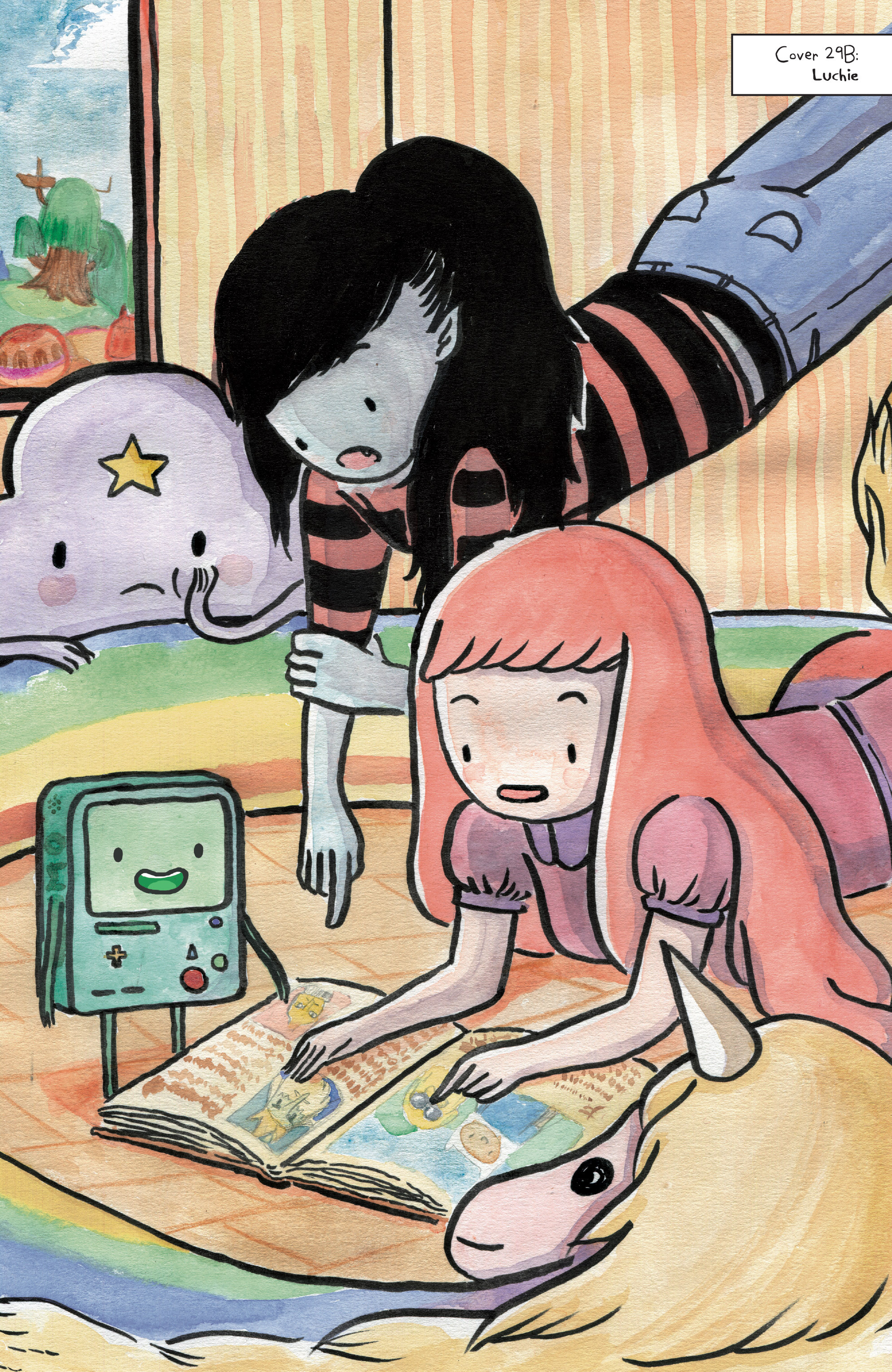 Read online Adventure Time comic -  Issue #Adventure Time _TPB 6 - 123