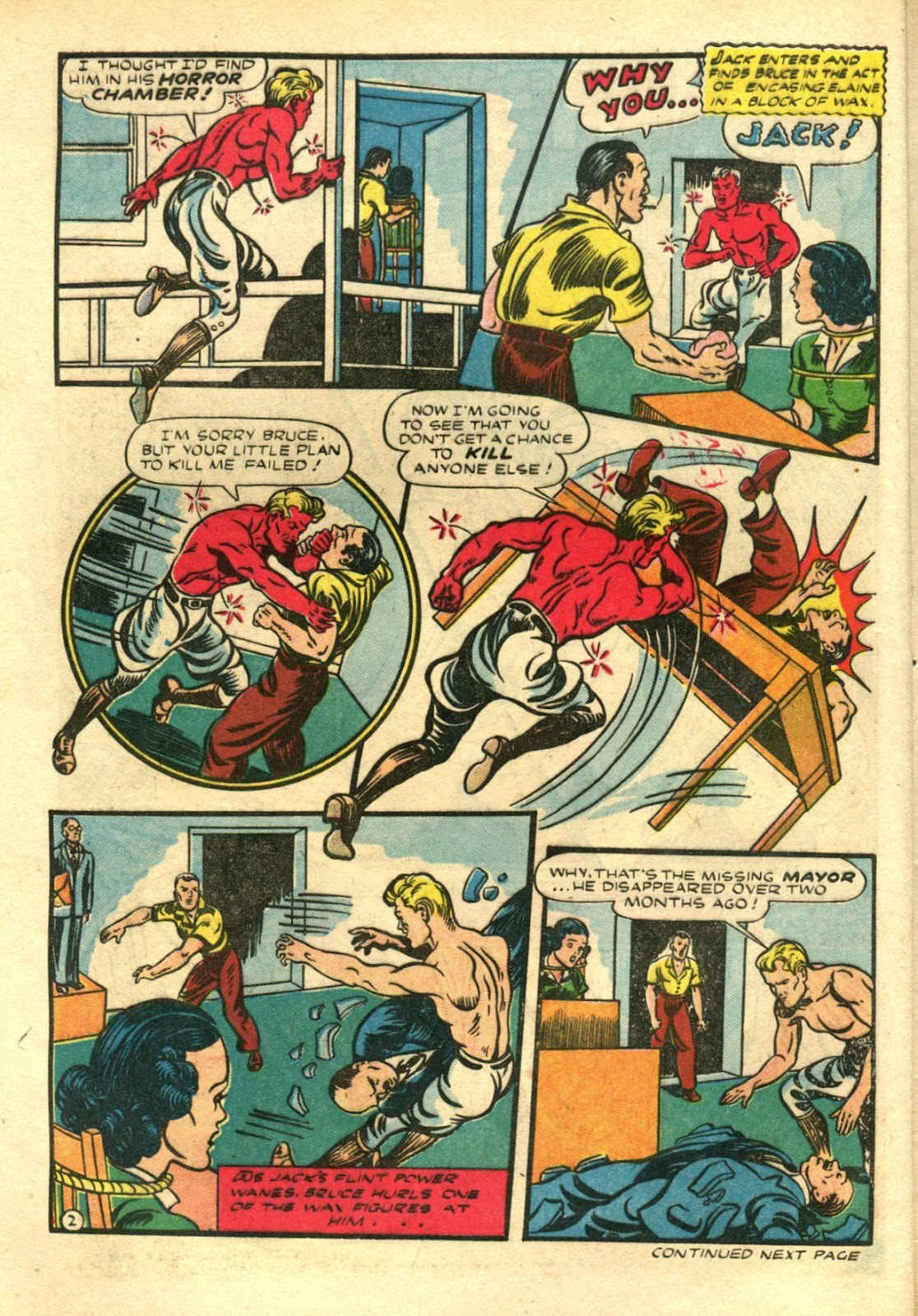 Read online Famous Funnies comic -  Issue #106 - 12