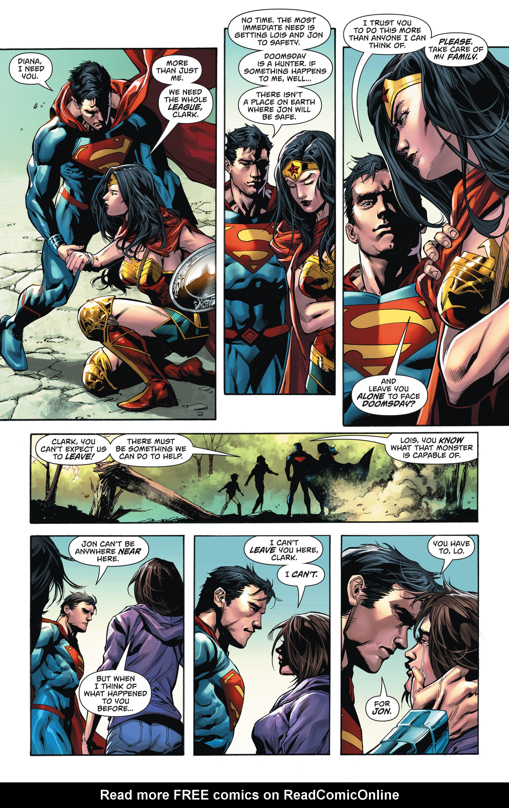 Read online Action Comics (2016) comic -  Issue #961 - 16