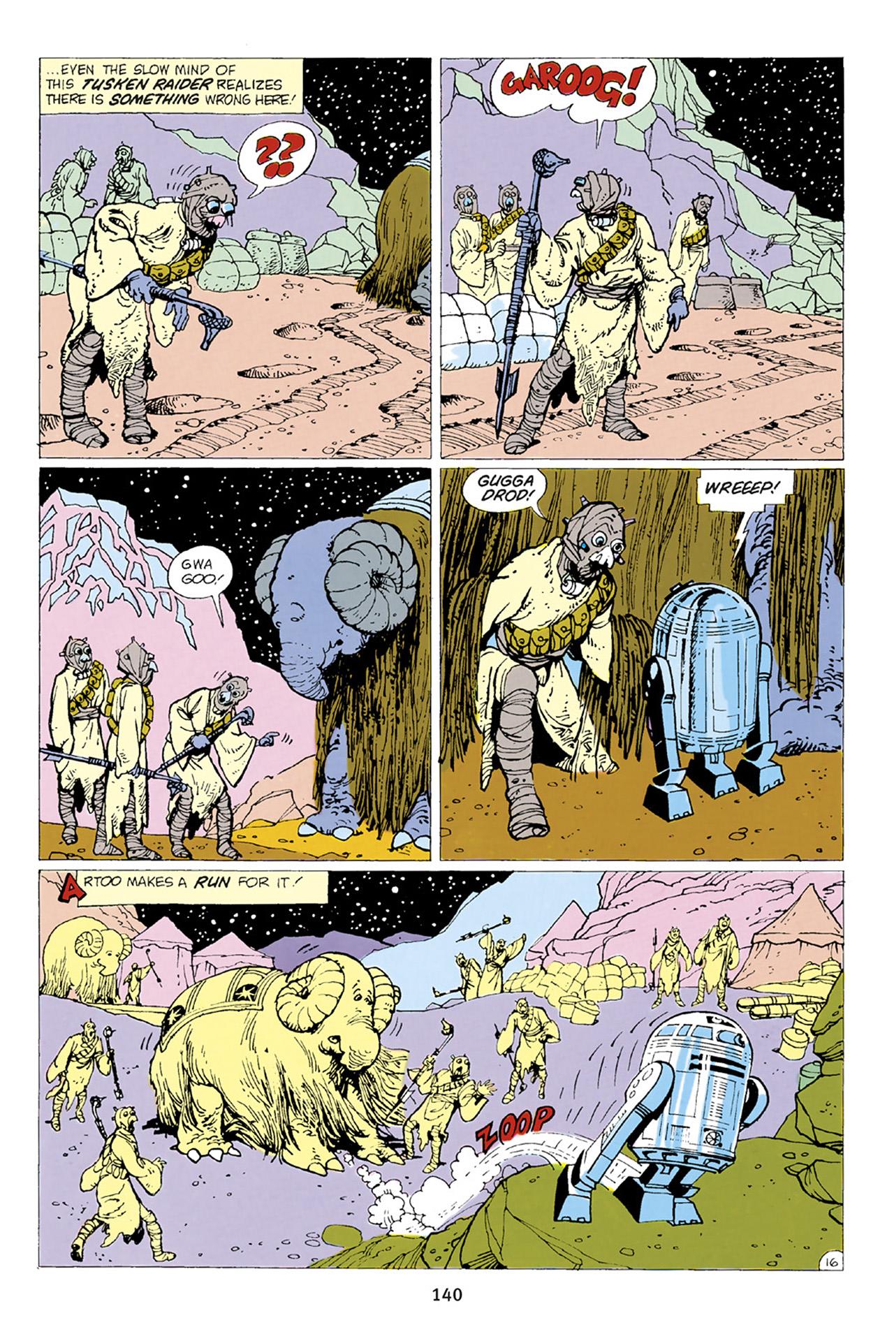 Read online Star Wars Omnibus comic -  Issue # Vol. 23 - 139