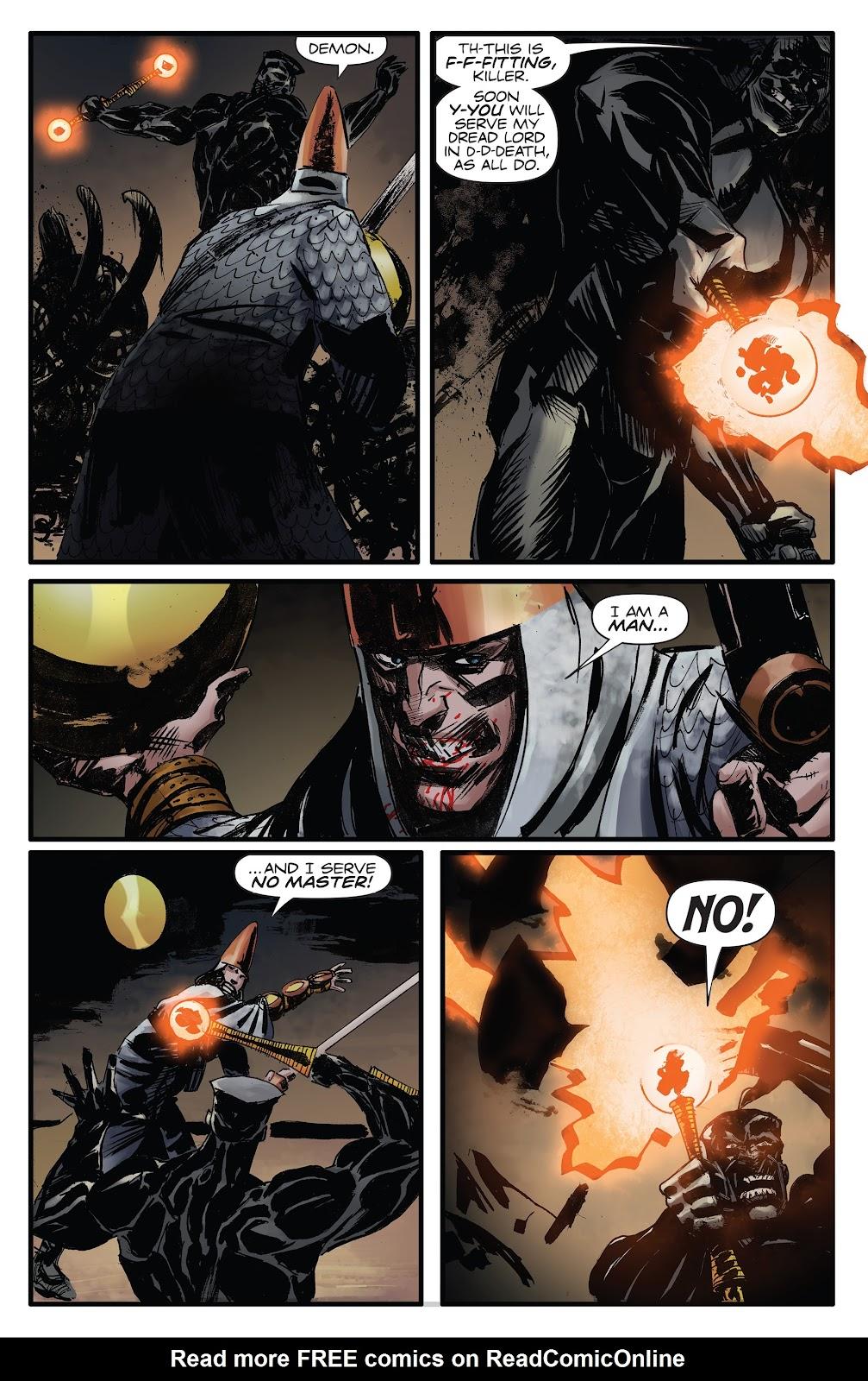 Read online Giantkillers One-Shot comic -  Issue # Full - 20
