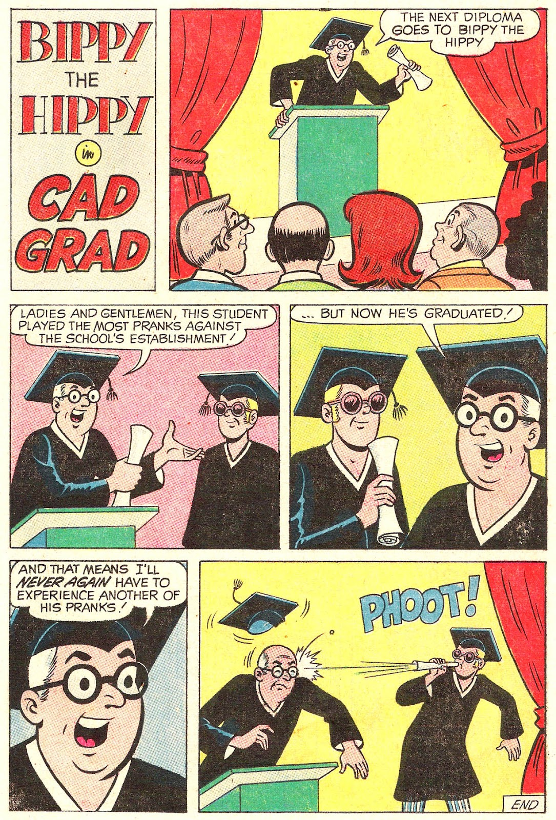 Read online The Mad House Glads comic -  Issue #74 - 14