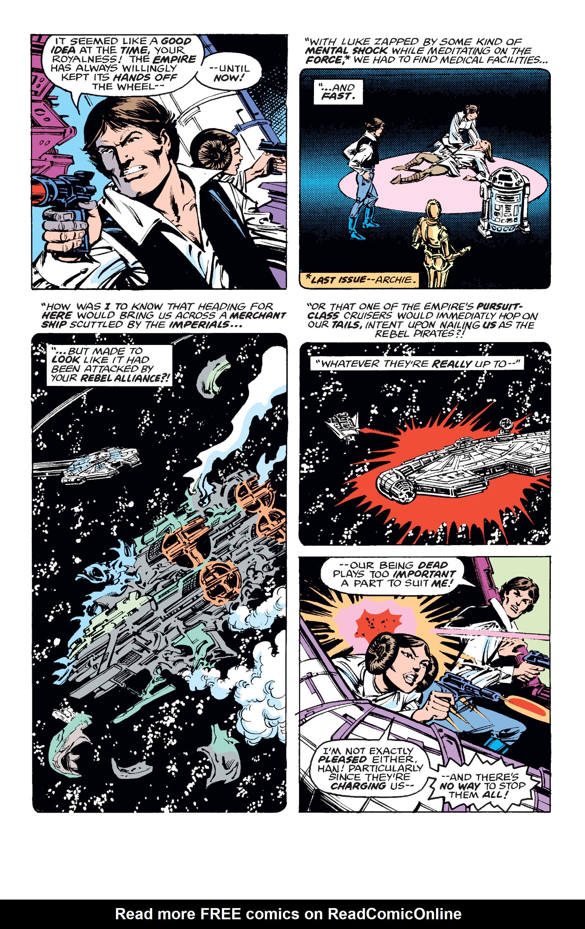Read online Star Wars Omnibus comic -  Issue # Vol. 13 - 335