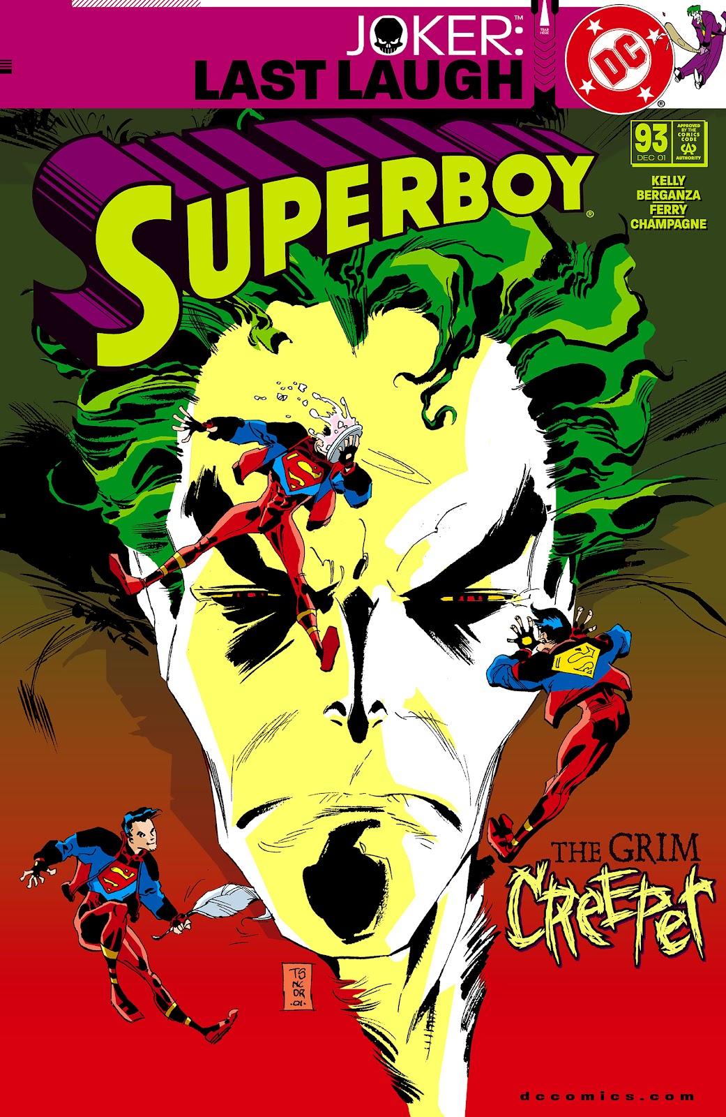 Superboy (1994) 93 Page 1