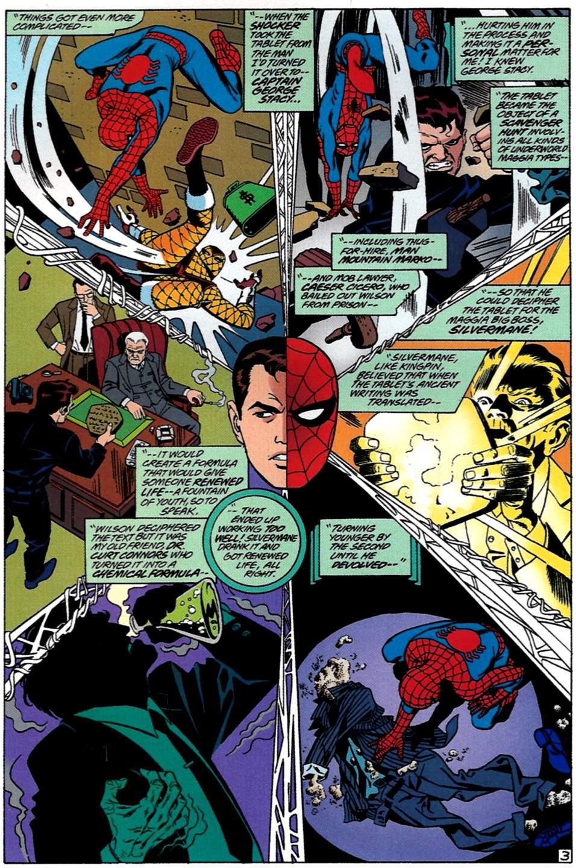 Read online Spider-Man: Lifeline comic -  Issue #1 - 4