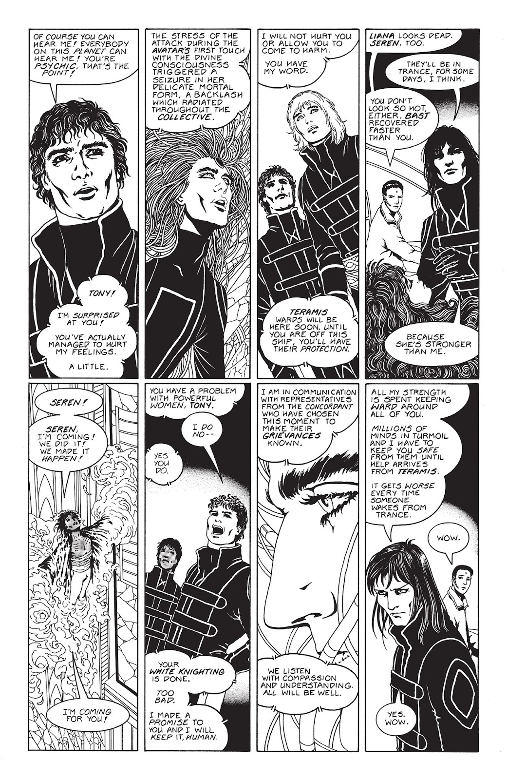 A Distant Soil (1991) issue 42 - Page 10