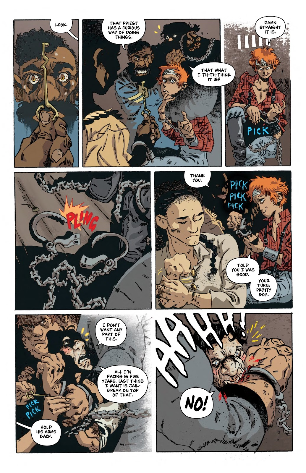 Read online The Seven Deadly Sins comic -  Issue # TPB (Part 1) - 32