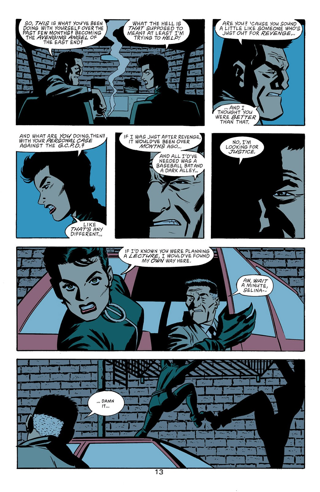Catwoman (2002) Issue #5 #5 - English 14