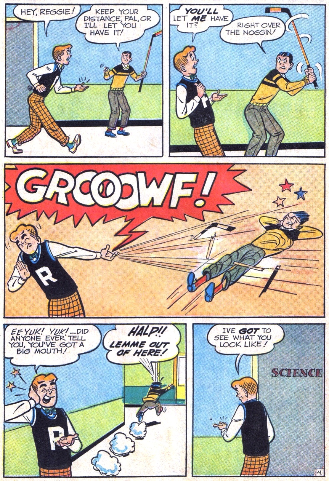 Read online Archie (1960) comic -  Issue #126 - 6