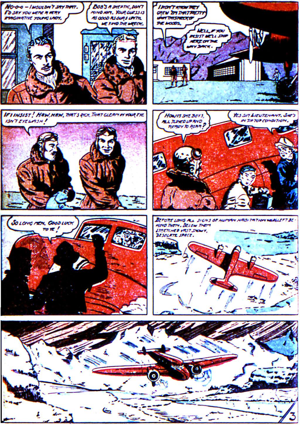 Read online Adventure Comics (1938) comic -  Issue #44 - 46