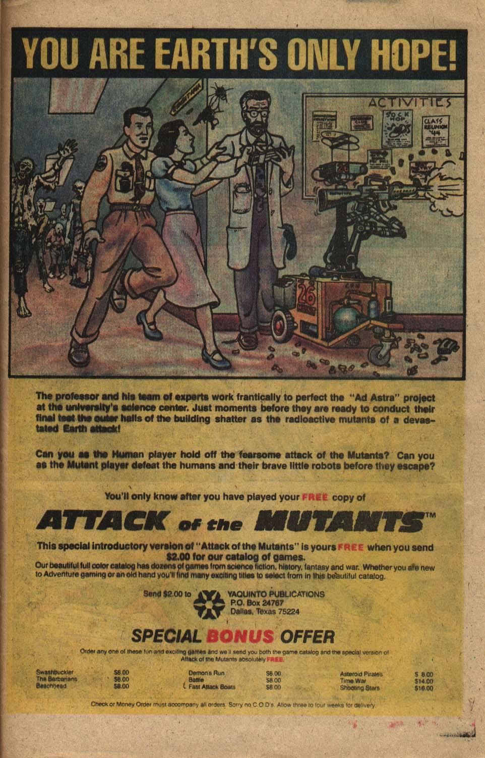 Read online Adventure Comics (1938) comic -  Issue #485 - 29