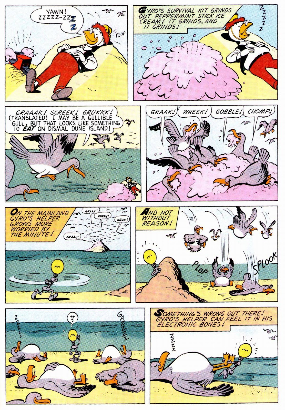 Walt Disney's Comics and Stories issue 640 - Page 39
