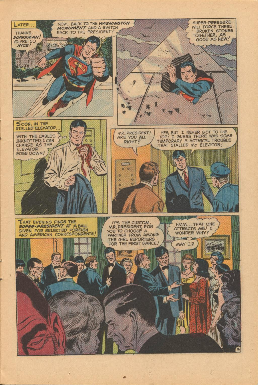 Read online Action Comics (1938) comic -  Issue #371 - 13