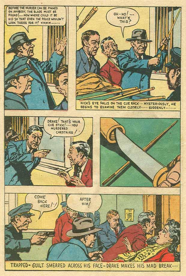 Read online Shadow Comics comic -  Issue #79 - 32