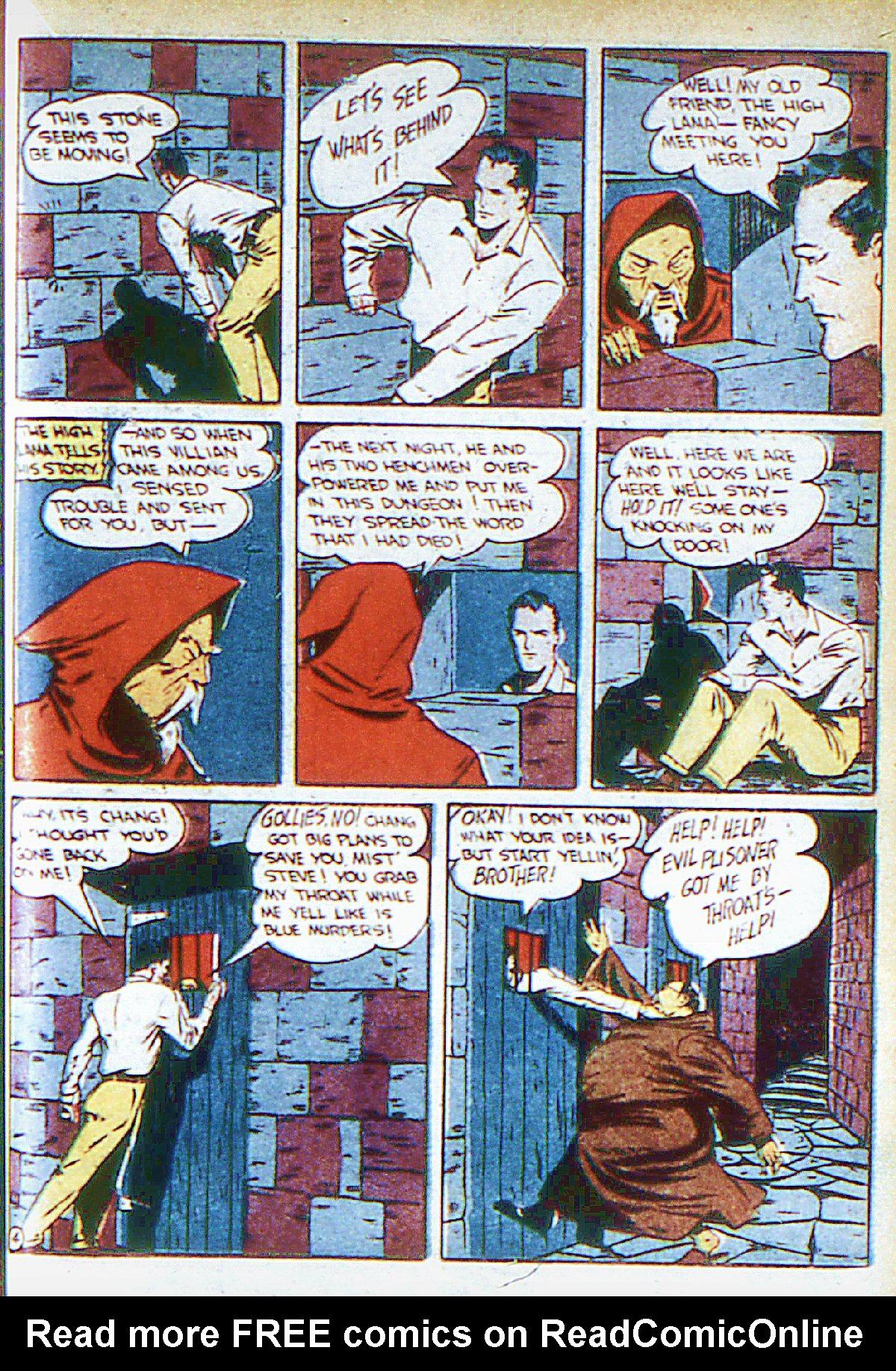 Read online Adventure Comics (1938) comic -  Issue #66 - 44