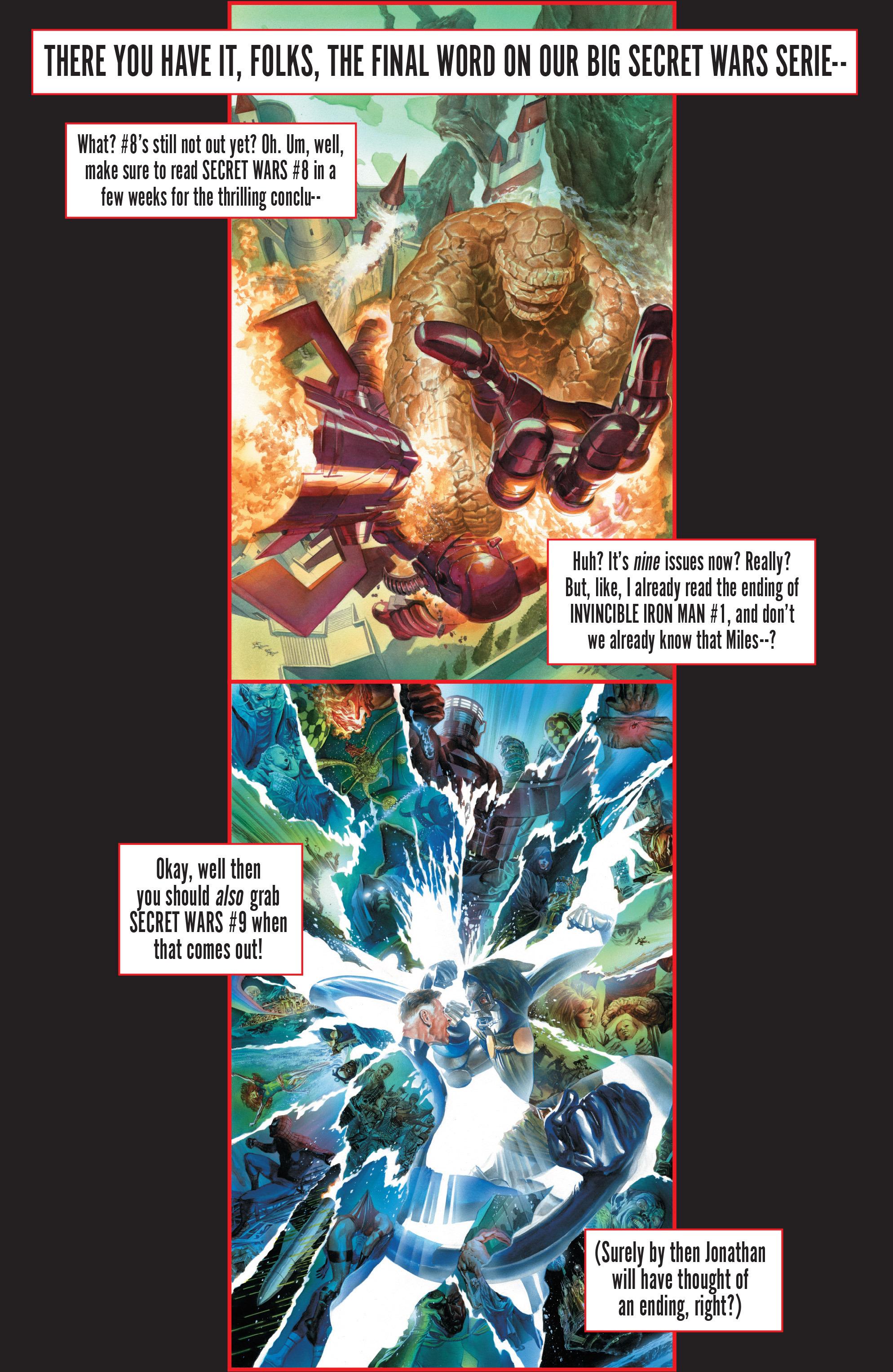 Read online Secret Wars Too comic -  Issue # Full - 36