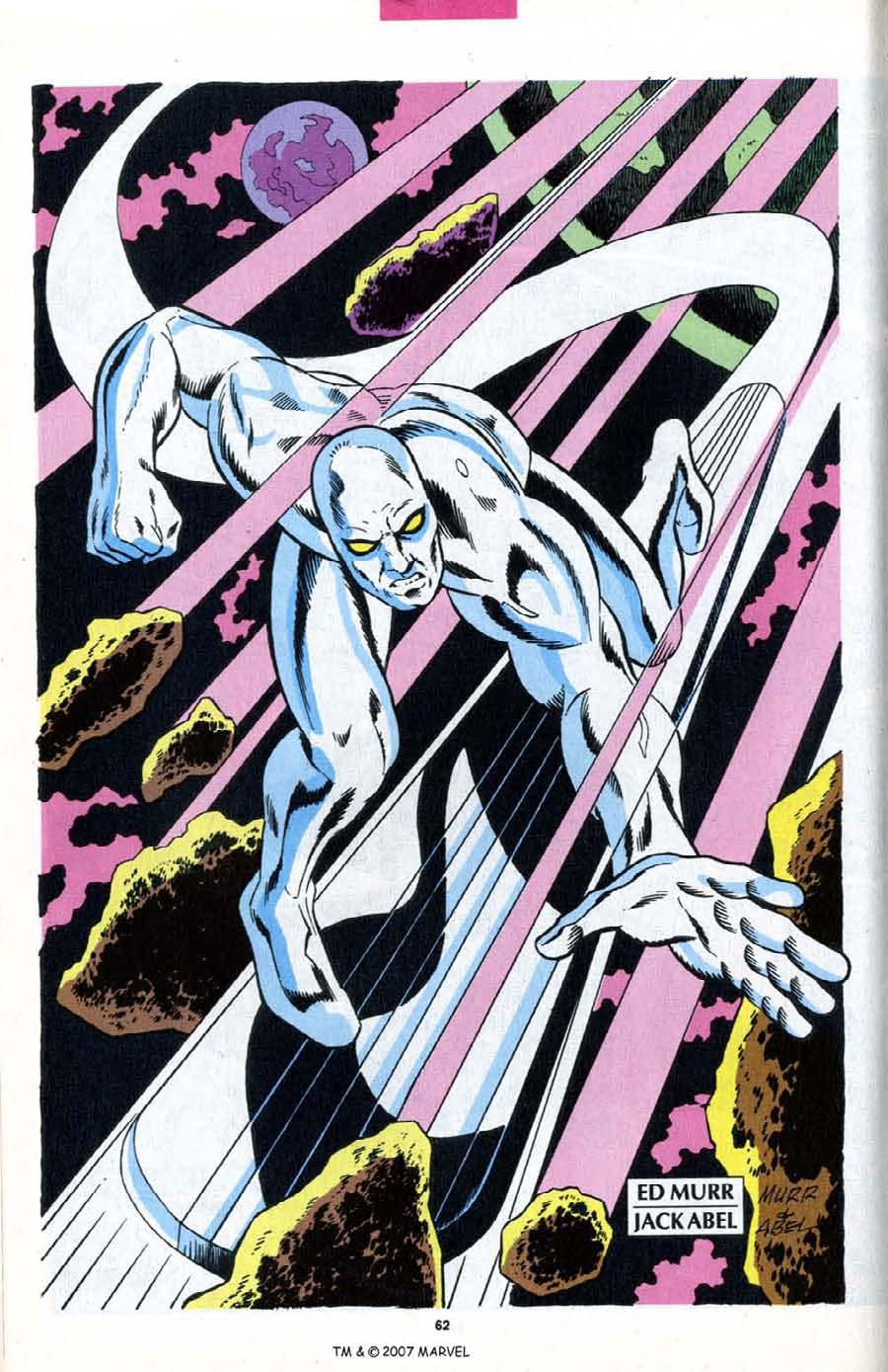 Read online Silver Surfer (1987) comic -  Issue # _Annual 6 - 64