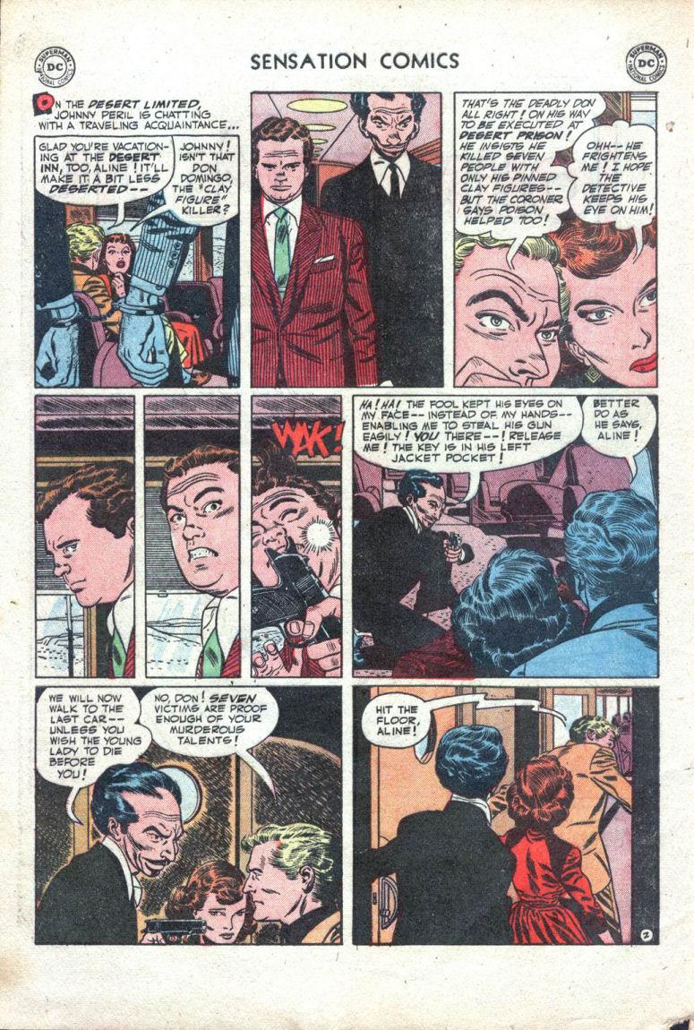 Read online Sensation (Mystery) Comics comic -  Issue #109 - 28