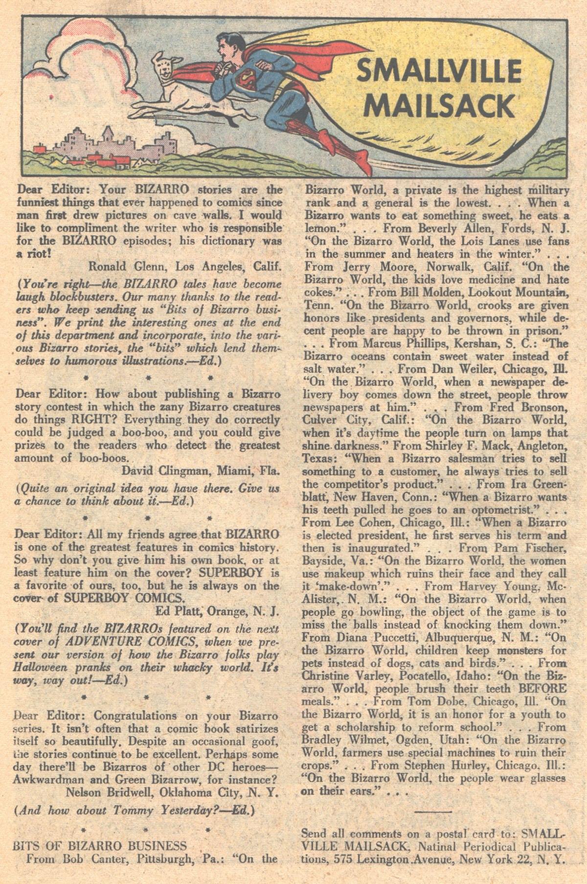 Read online Adventure Comics (1938) comic -  Issue #293 - 19