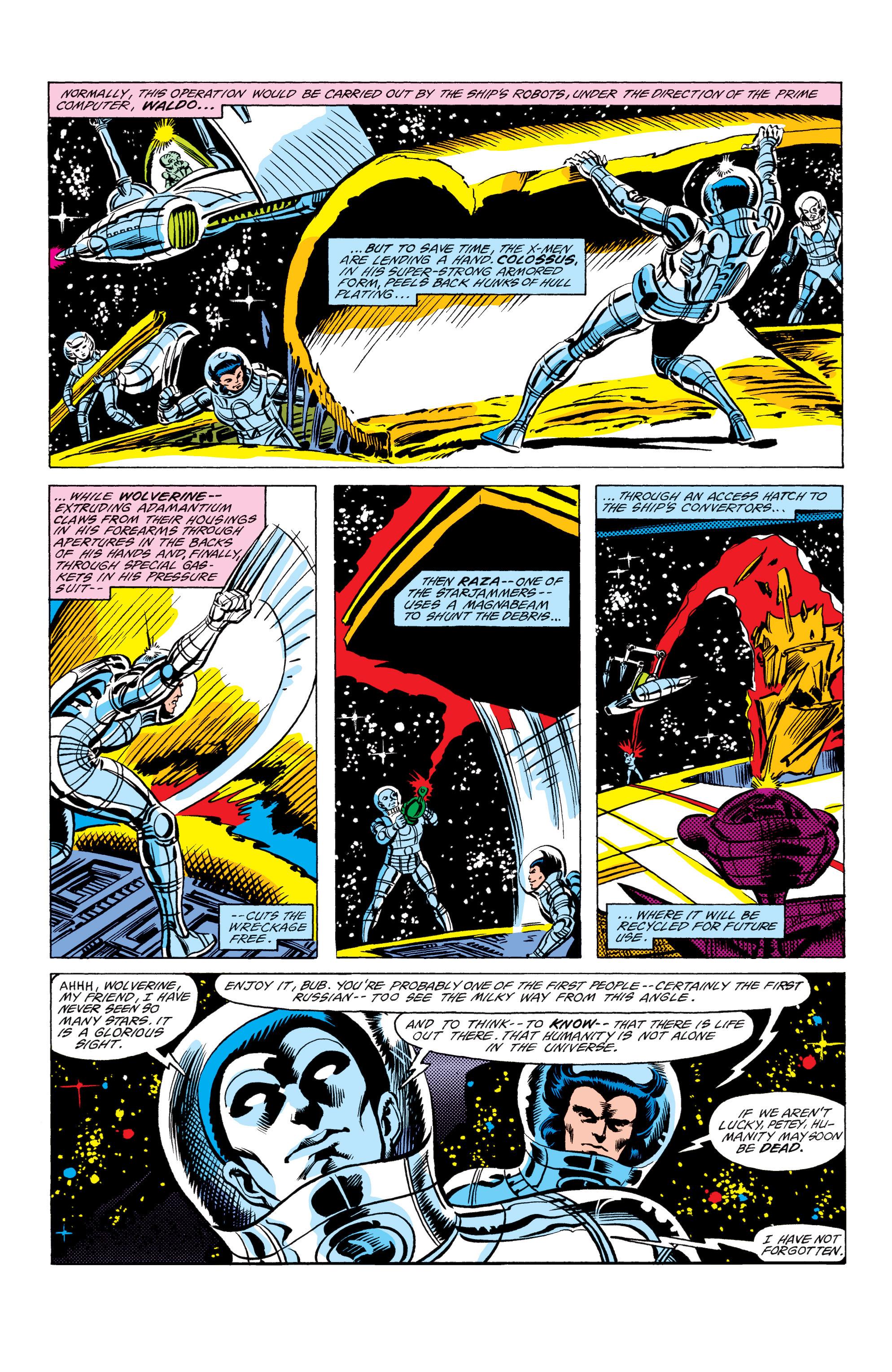 Read online Uncanny X-Men (1963) comic -  Issue #157 - 3