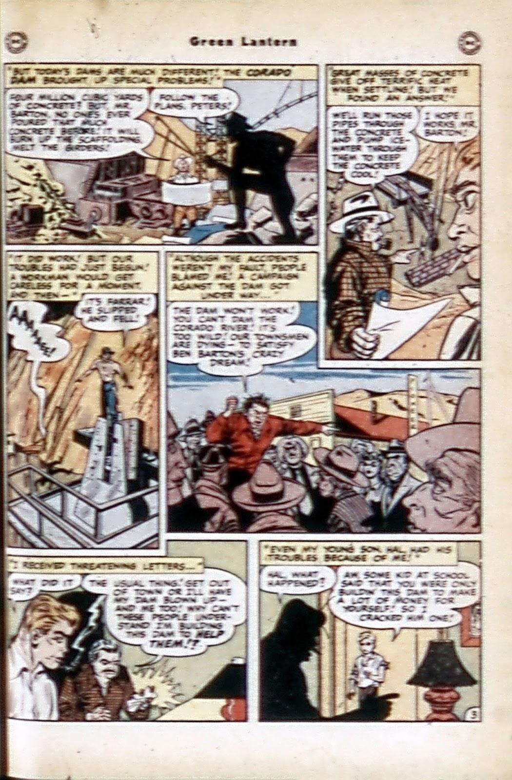 Green Lantern (1941) Issue #32 #32 - English 38
