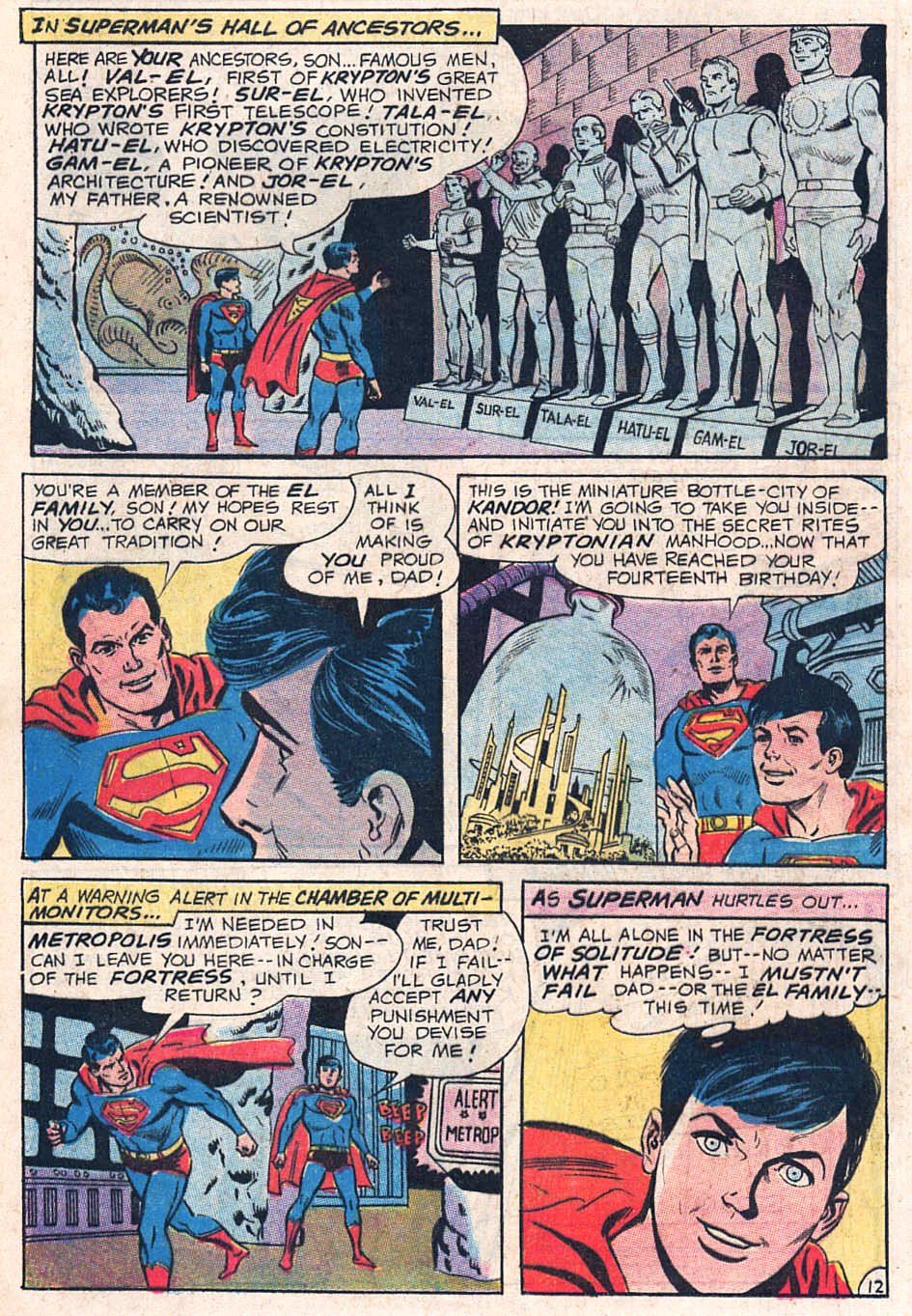 Read online Action Comics (1938) comic -  Issue #391 - 16