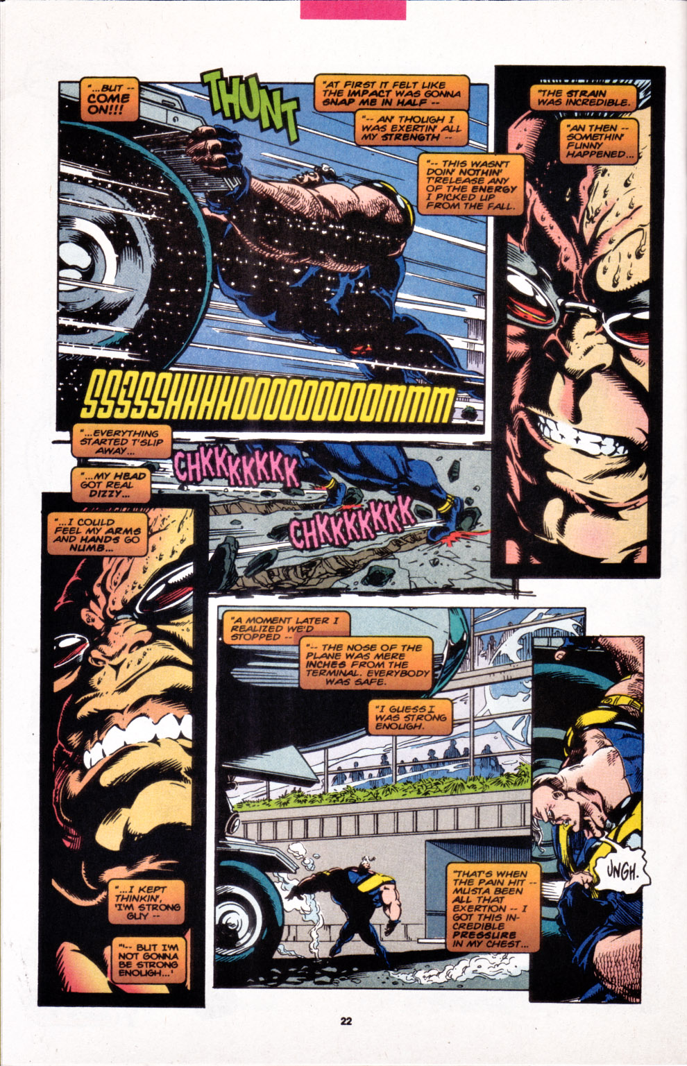 Read online X-Factor (1986) comic -  Issue #107 - 17