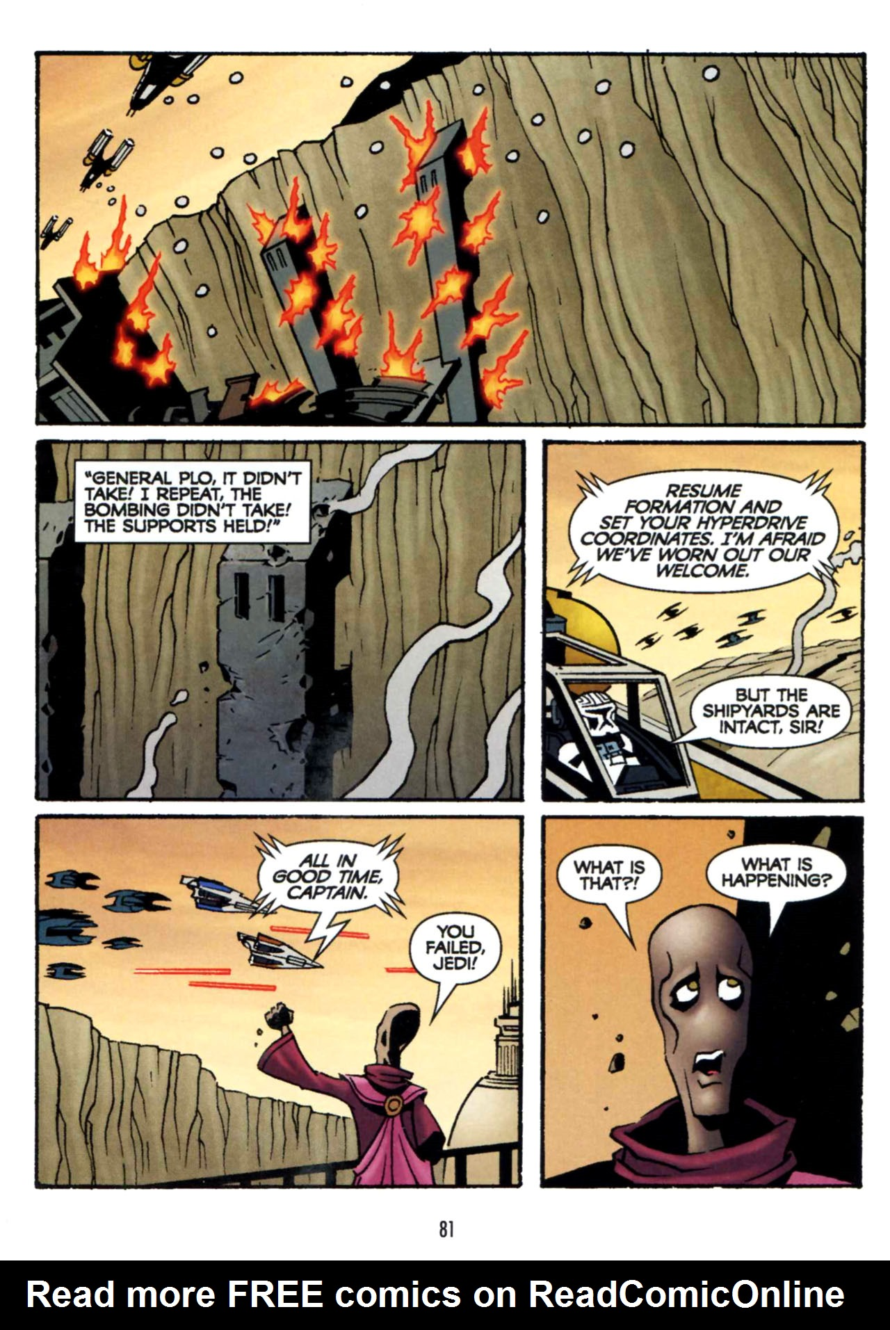 Read online Star Wars: The Clone Wars - Shipyards of Doom comic -  Issue # Full - 79