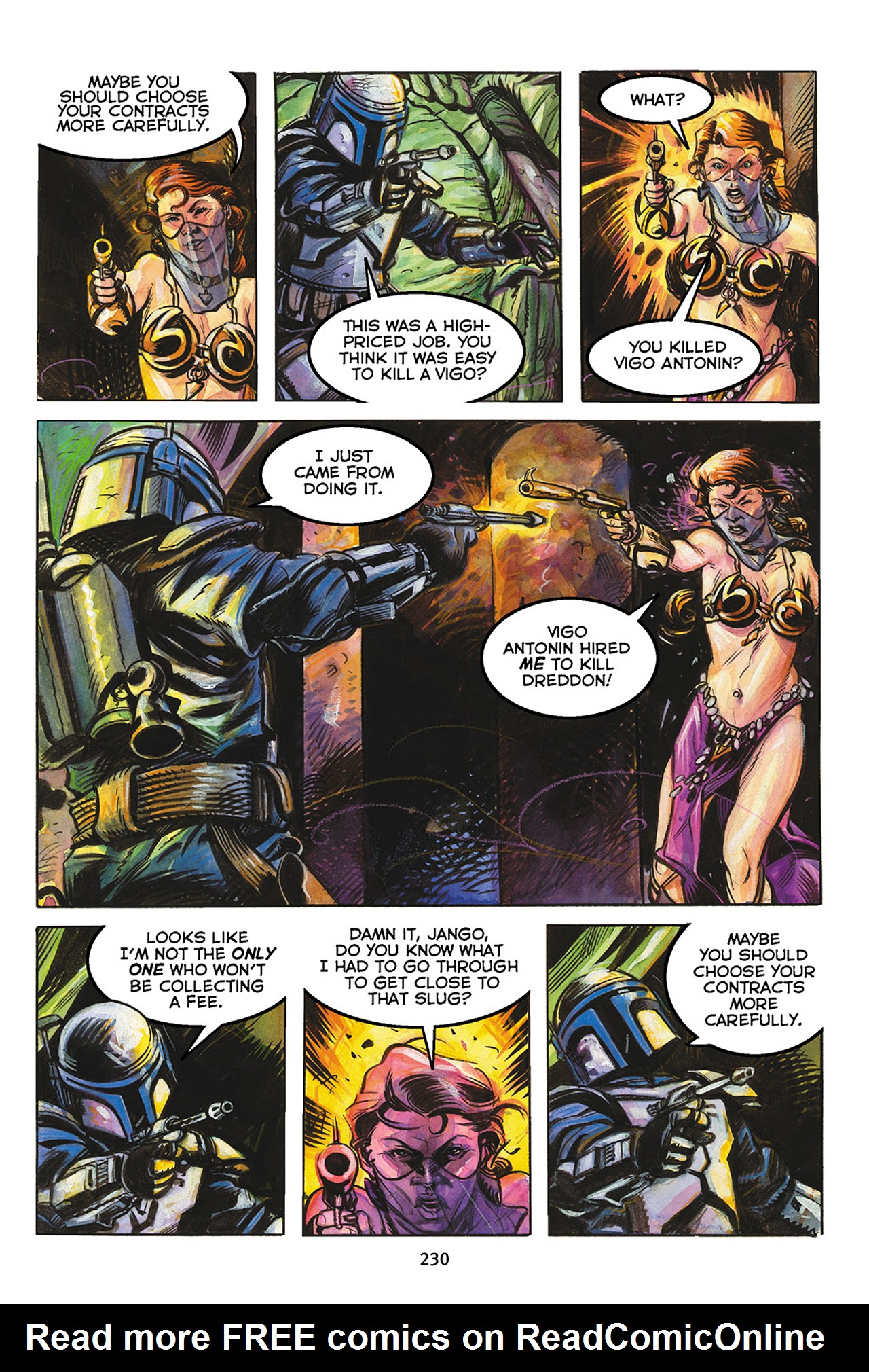 Read online Star Wars Omnibus comic -  Issue # Vol. 10 - 229
